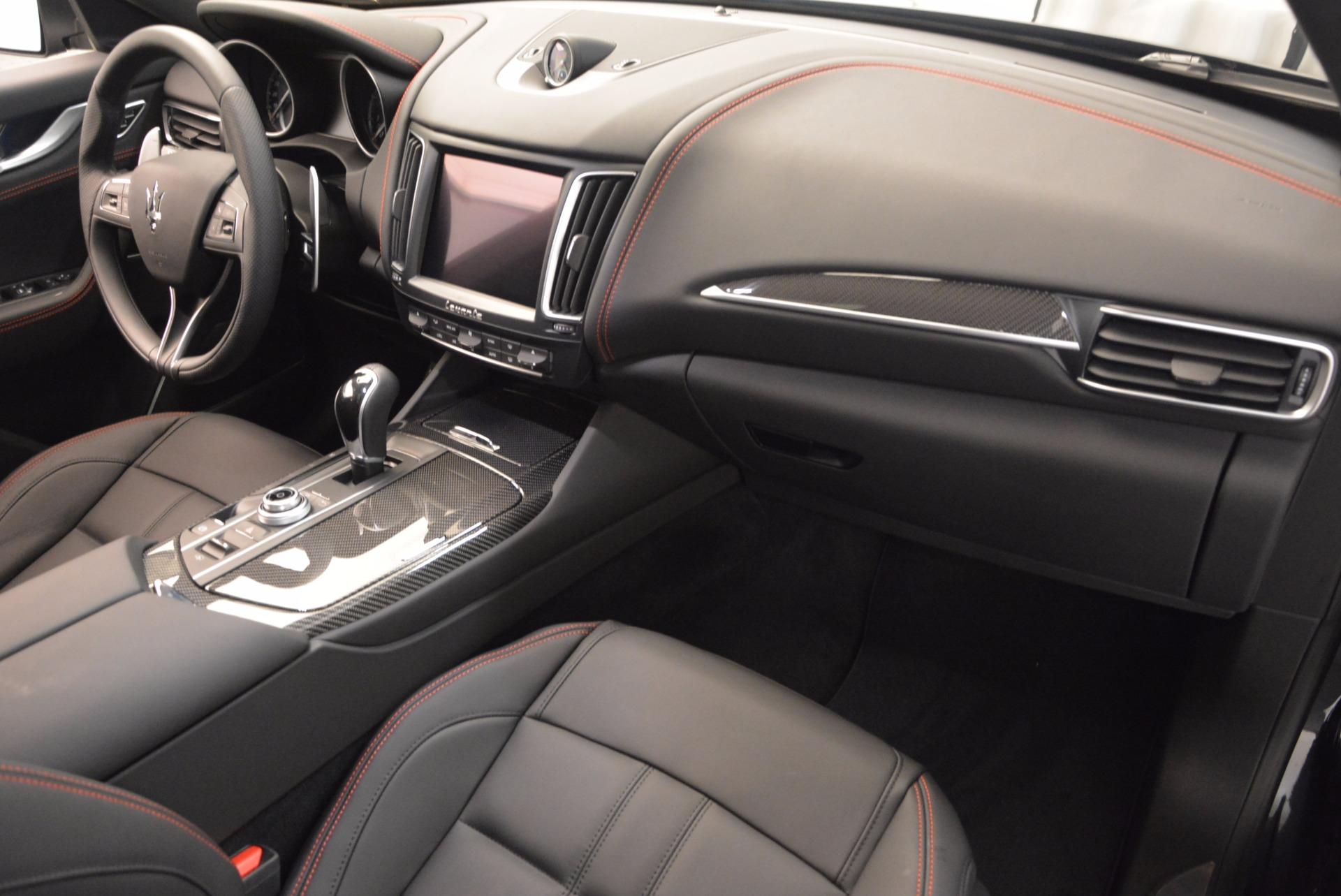 New 2018 Maserati Levante S Q4 GRANSPORT For Sale In Greenwich, CT 1578_p19