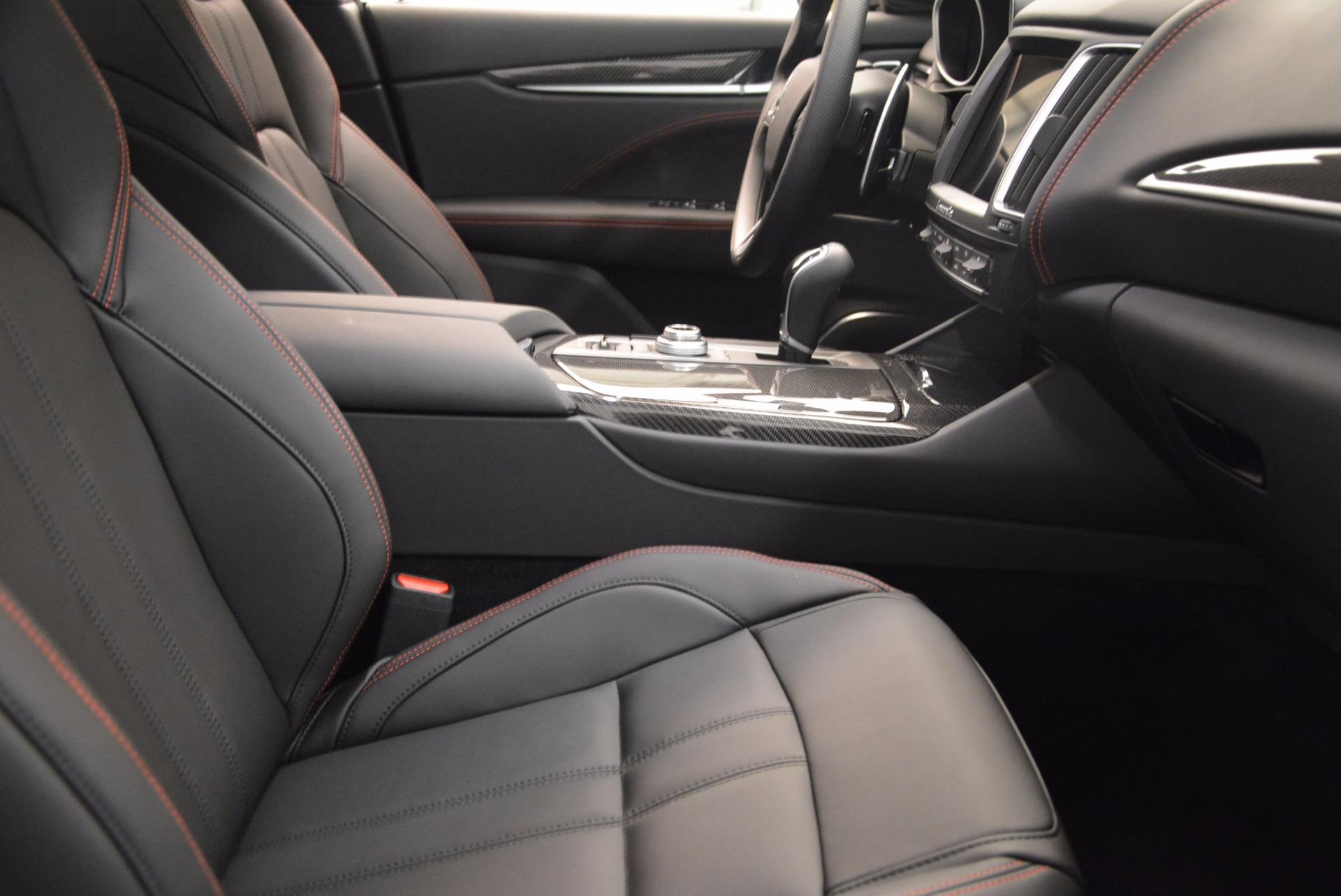 New 2018 Maserati Levante S Q4 GRANSPORT For Sale In Greenwich, CT 1578_p20