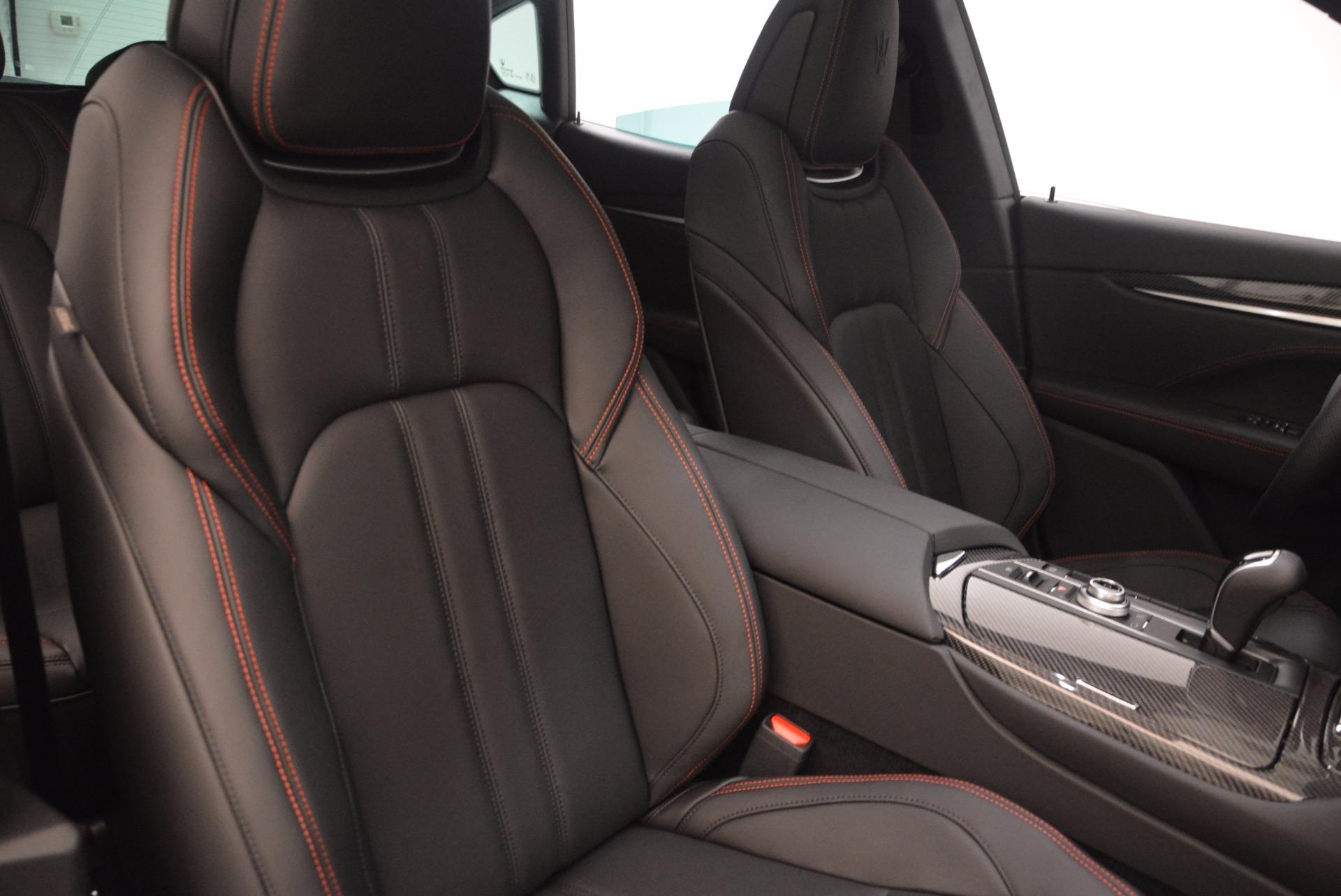 New 2018 Maserati Levante S Q4 GRANSPORT For Sale In Greenwich, CT 1578_p21