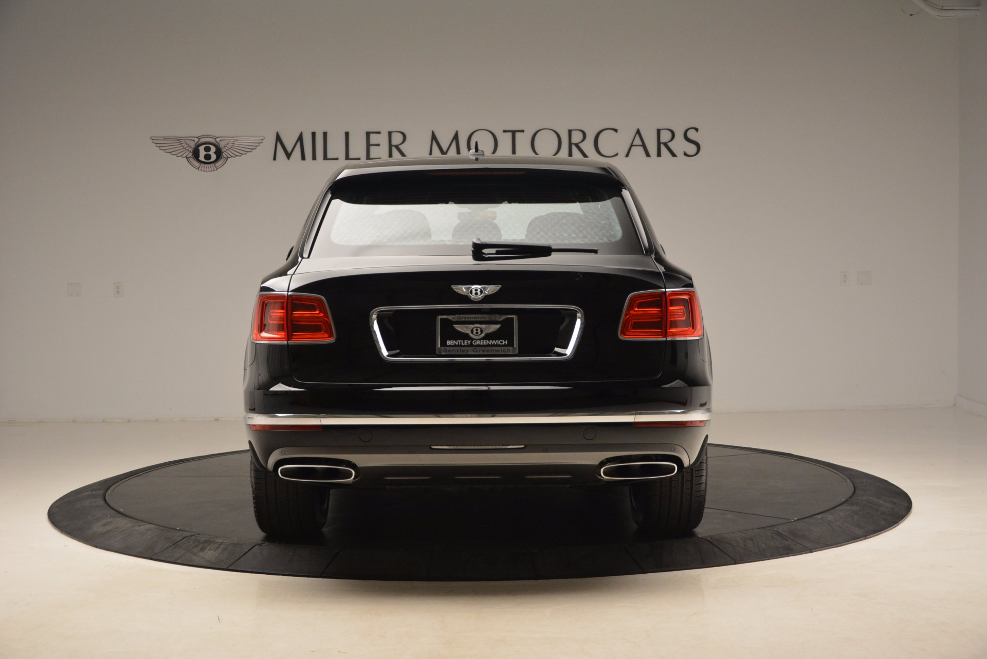 New 2018 Bentley Bentayga Onyx For Sale In Greenwich, CT 1579_p7