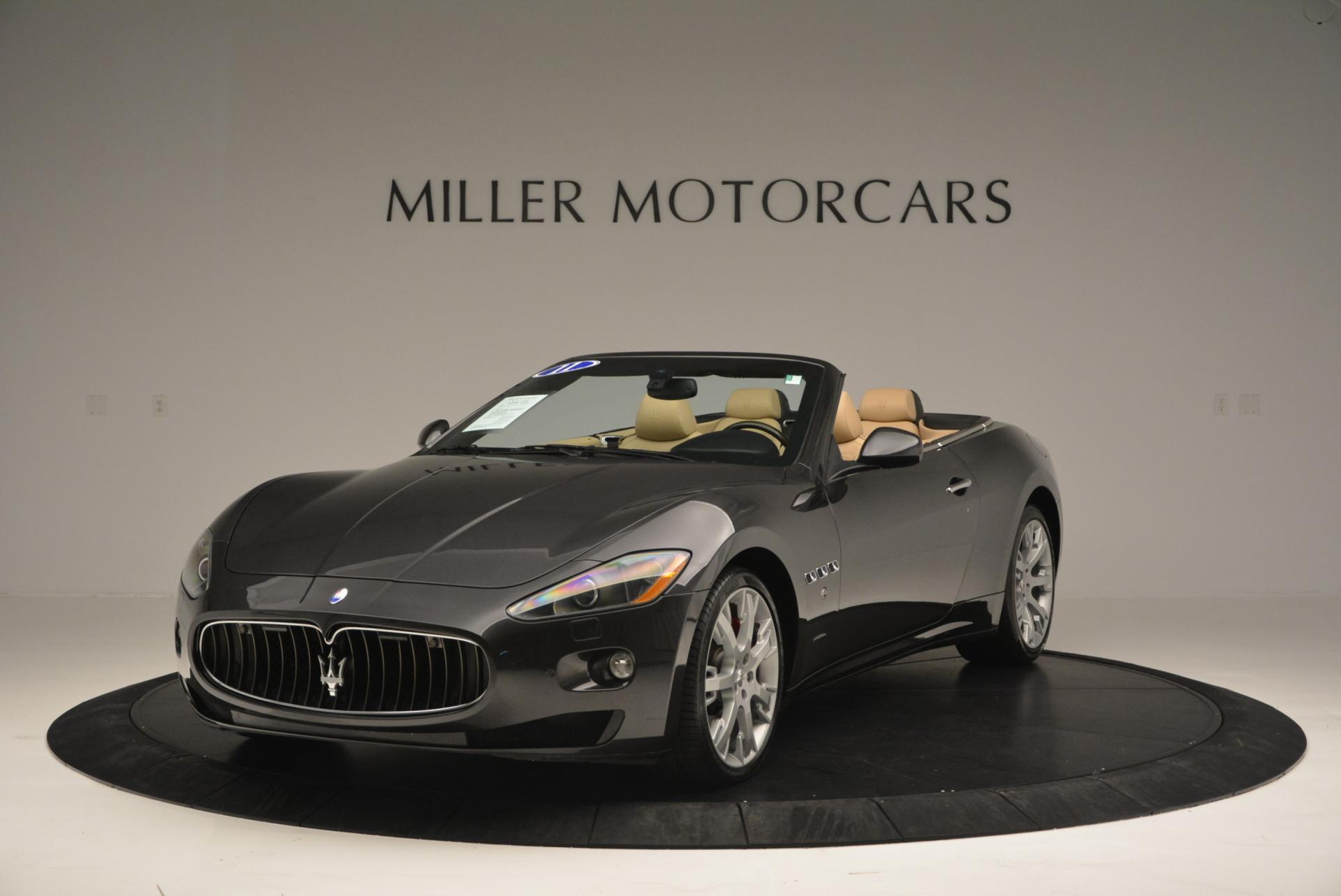 Used 2011 Maserati GranTurismo Base For Sale In Greenwich, CT 158_main