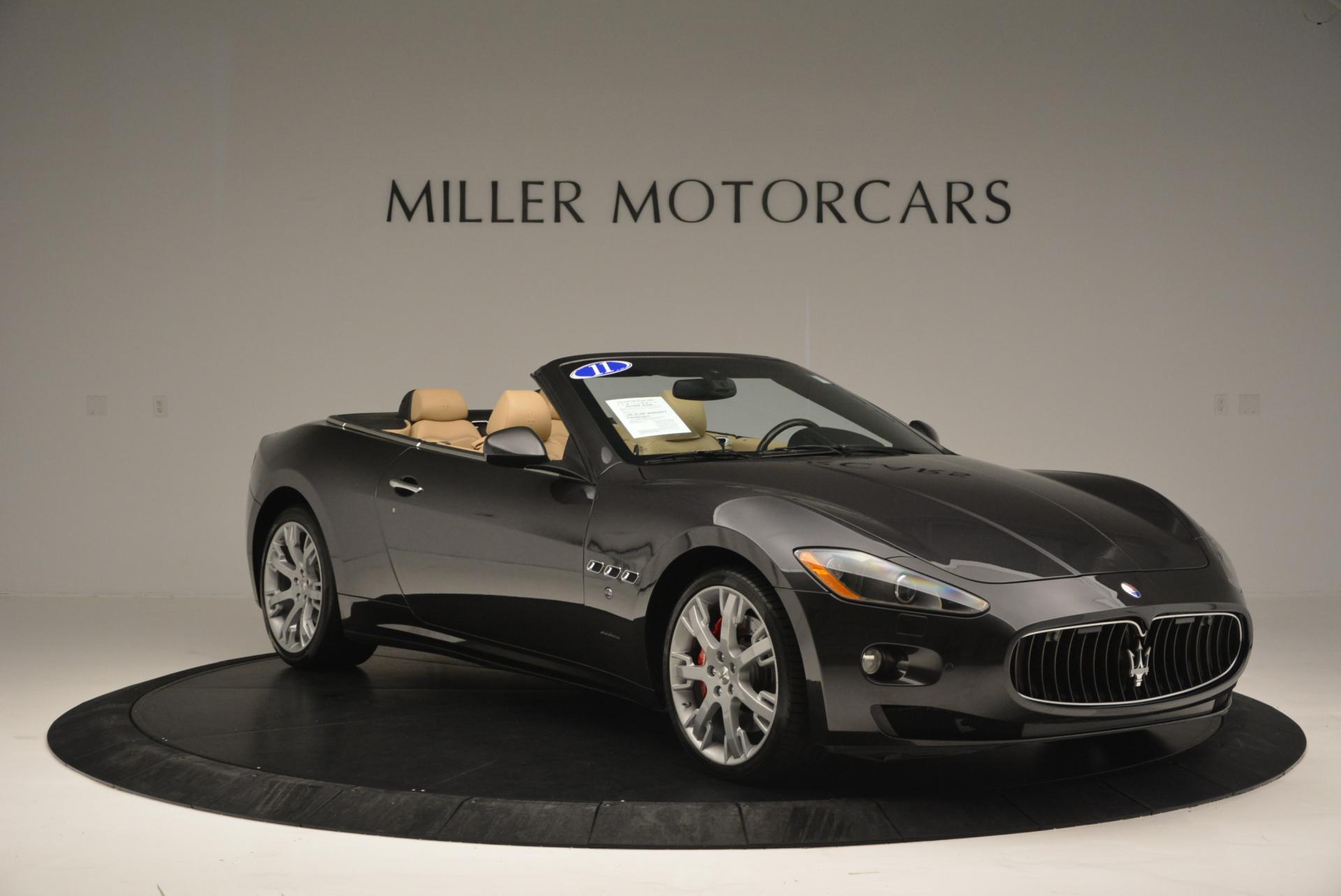 Used 2011 Maserati GranTurismo Base For Sale In Greenwich, CT 158_p11