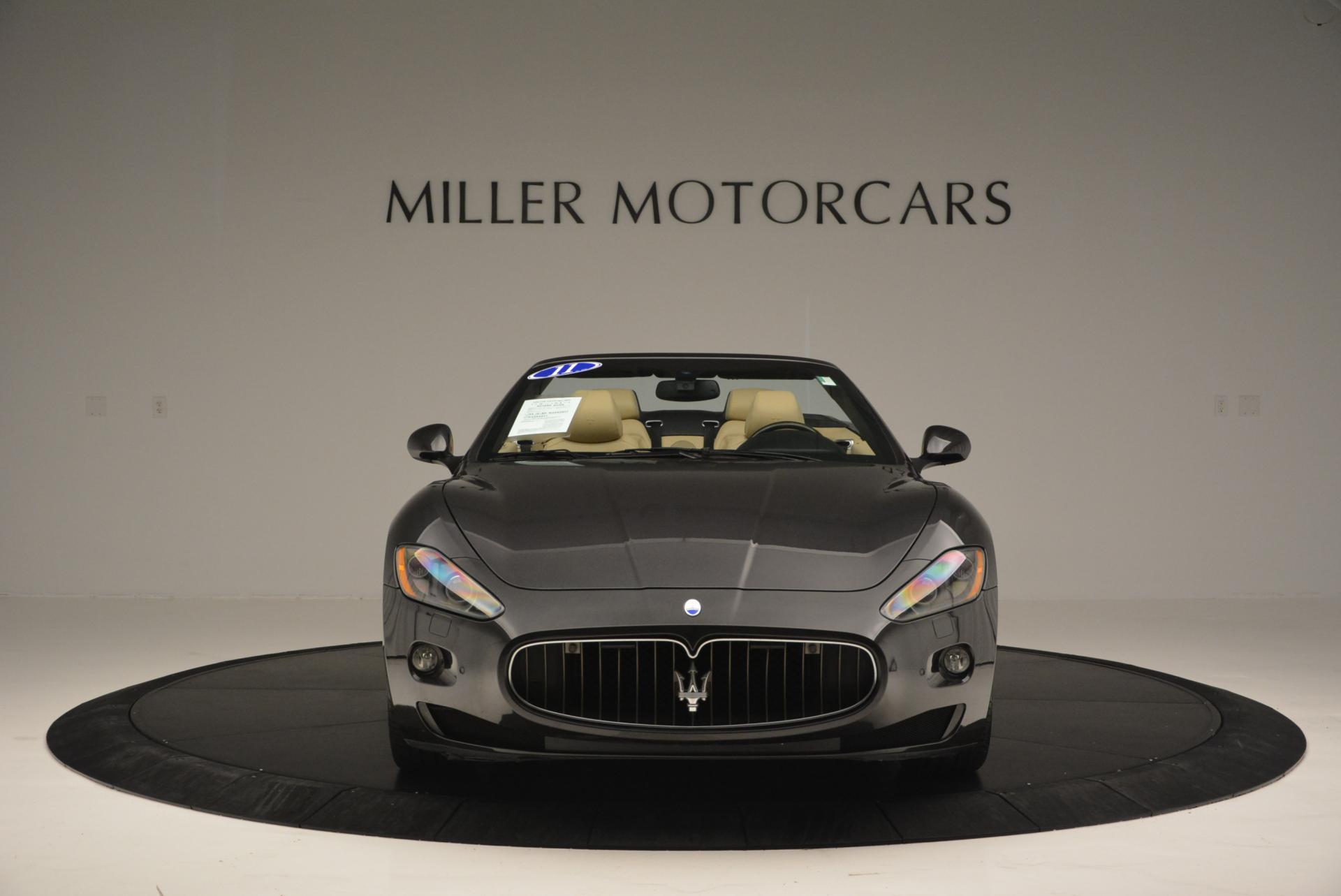 Used 2011 Maserati GranTurismo Base For Sale In Greenwich, CT 158_p12