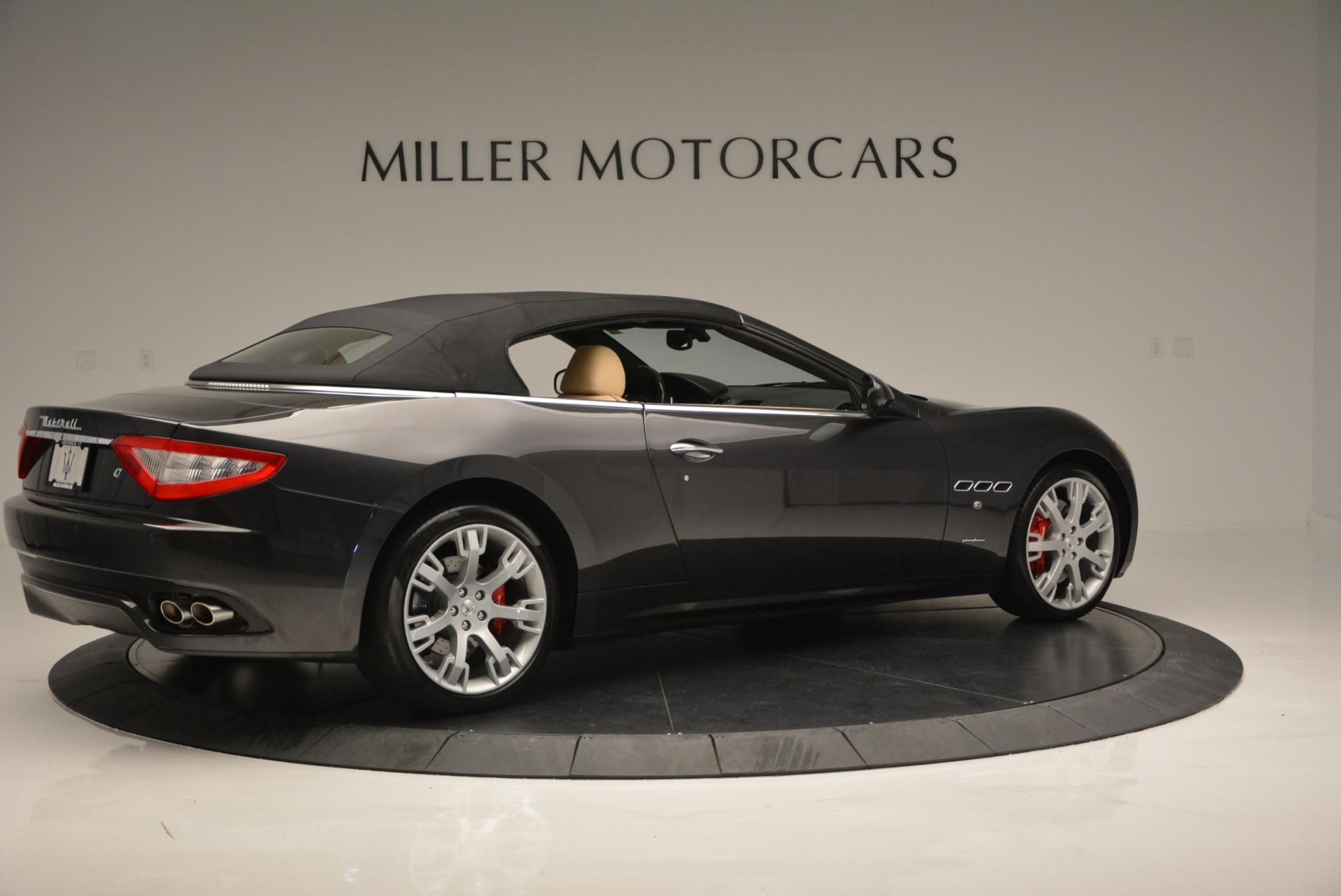 Used 2011 Maserati GranTurismo Base For Sale In Greenwich, CT 158_p20