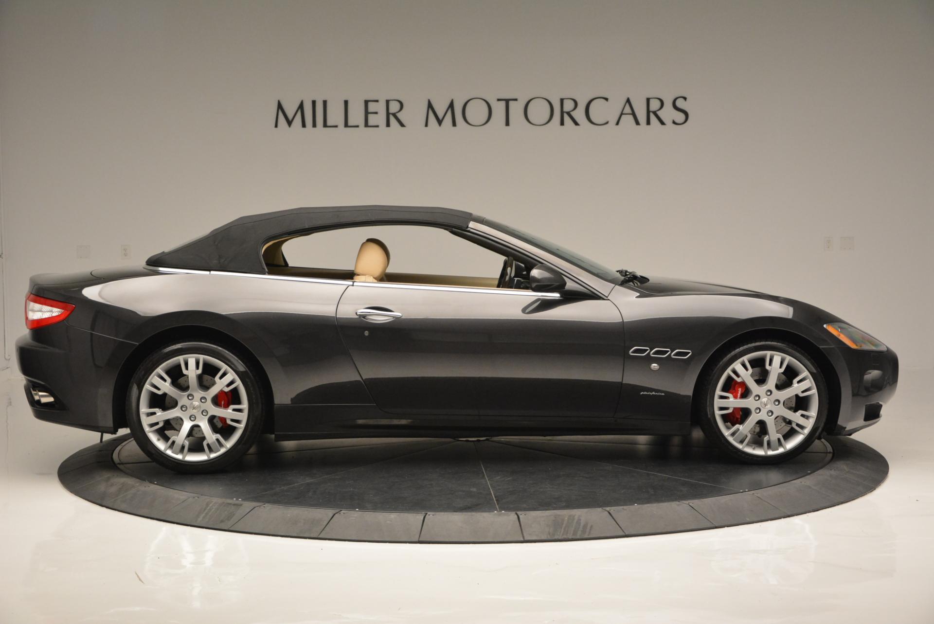 Used 2011 Maserati GranTurismo Base For Sale In Greenwich, CT 158_p21