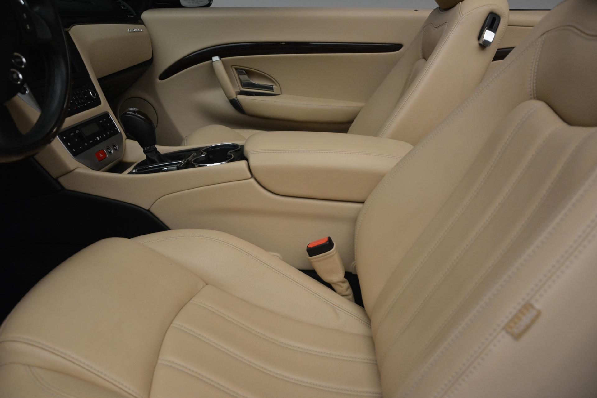 Used 2011 Maserati GranTurismo Base For Sale In Greenwich, CT 158_p27