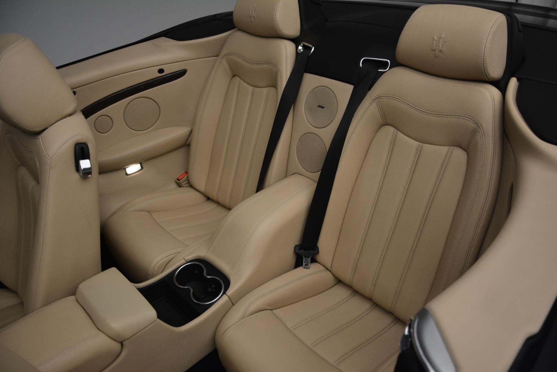 Used 2011 Maserati GranTurismo Base For Sale In Greenwich, CT 158_p28