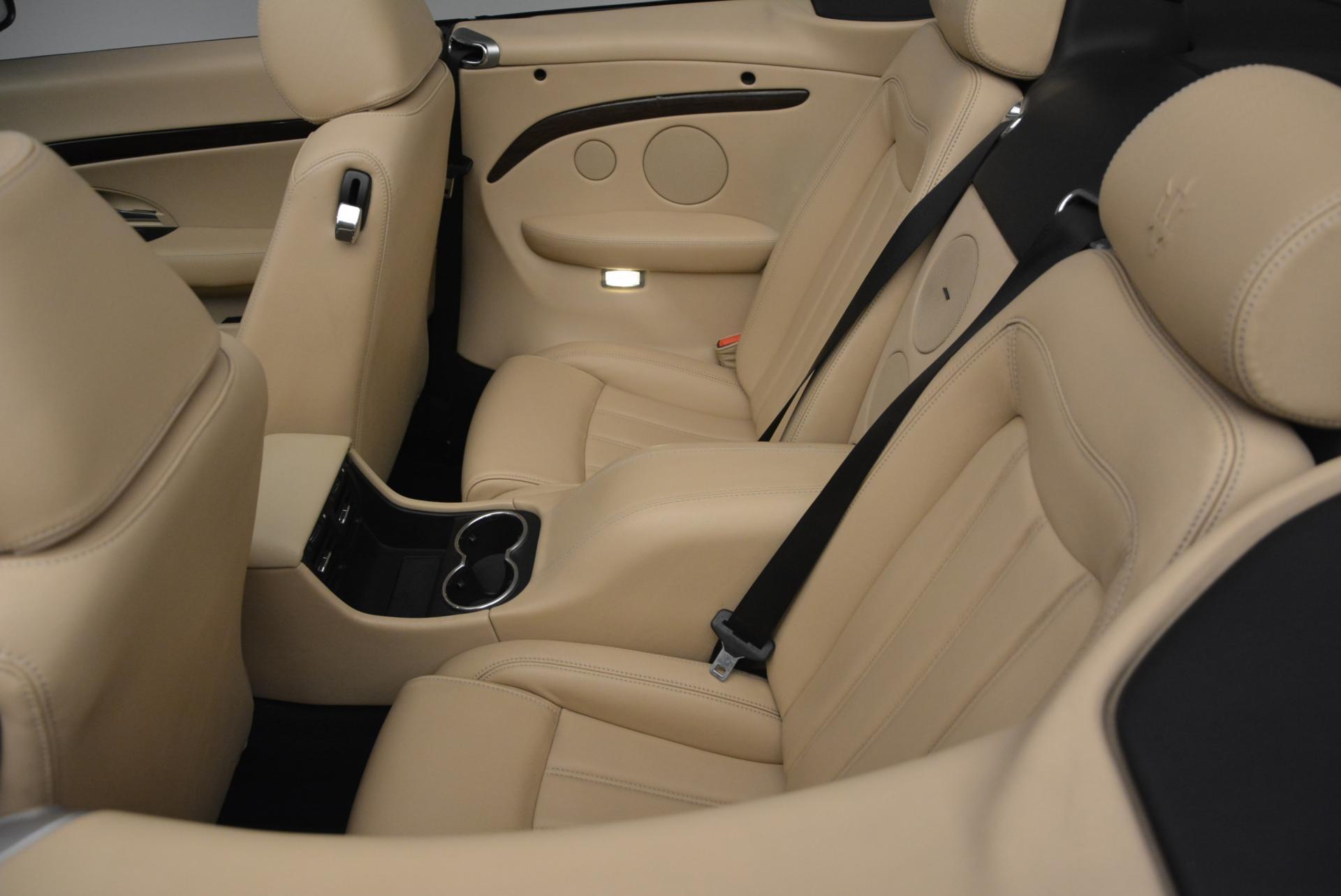 Used 2011 Maserati GranTurismo Base For Sale In Greenwich, CT 158_p29