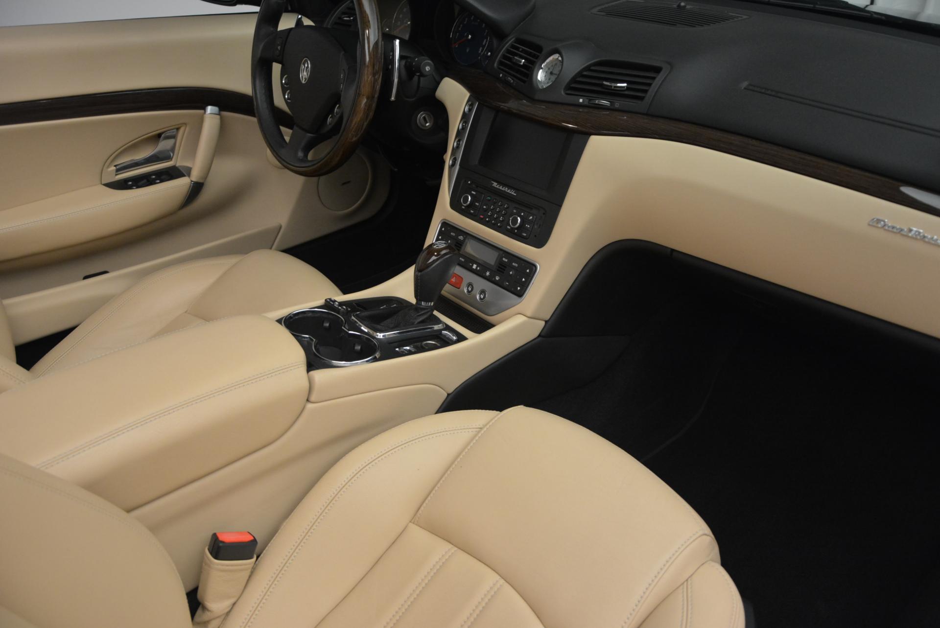 Used 2011 Maserati GranTurismo Base For Sale In Greenwich, CT 158_p31