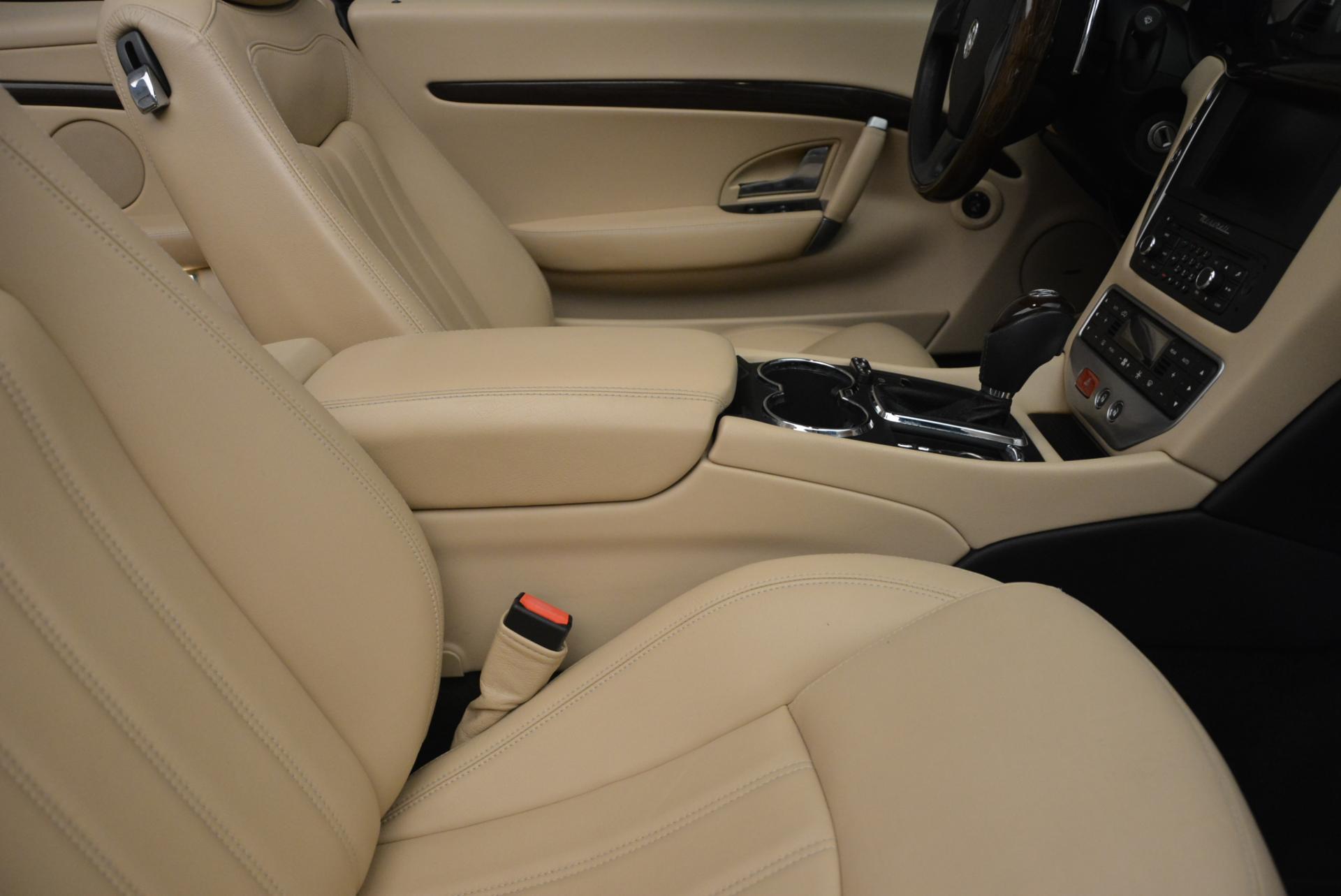 Used 2011 Maserati GranTurismo Base For Sale In Greenwich, CT 158_p32