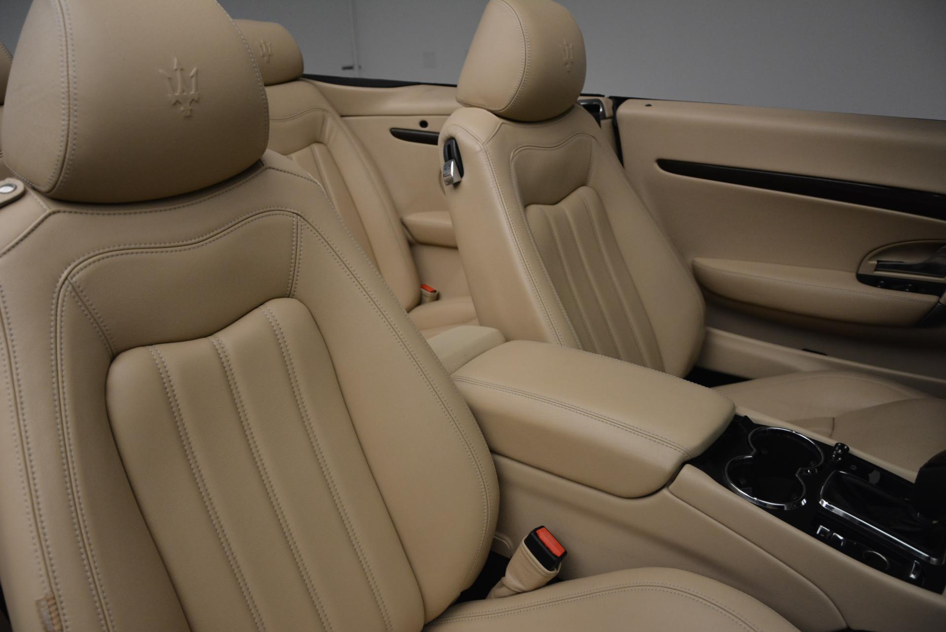Used 2011 Maserati GranTurismo Base For Sale In Greenwich, CT 158_p33