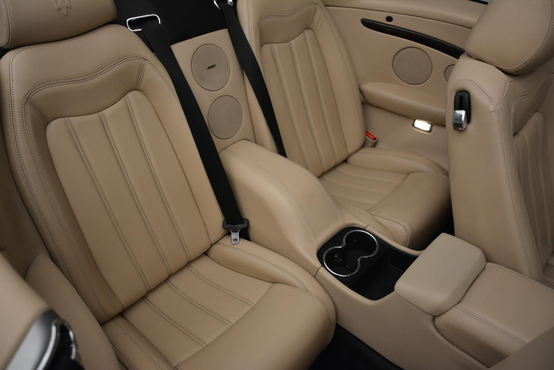 Used 2011 Maserati GranTurismo Base For Sale In Greenwich, CT 158_p34