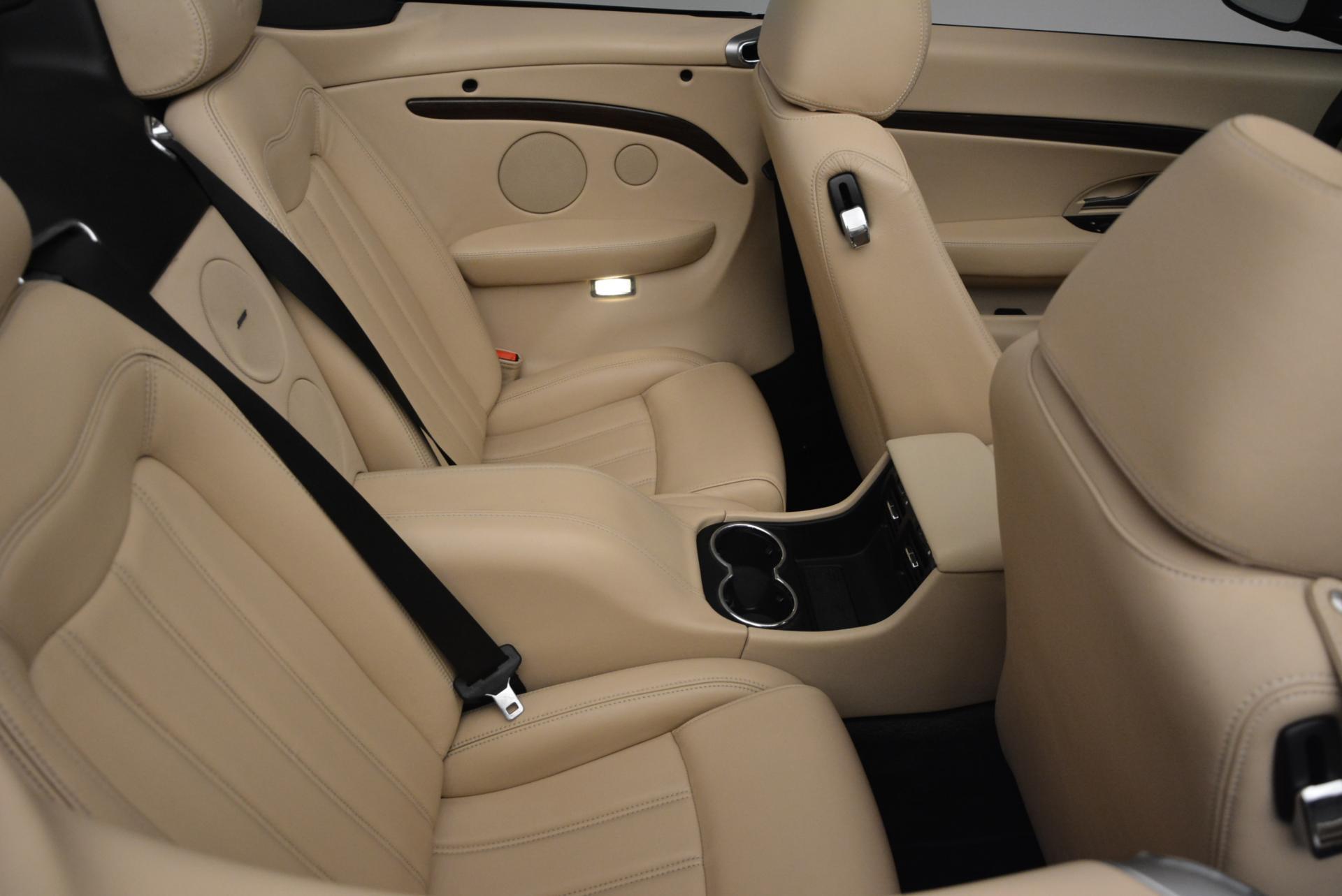 Used 2011 Maserati GranTurismo Base For Sale In Greenwich, CT 158_p35
