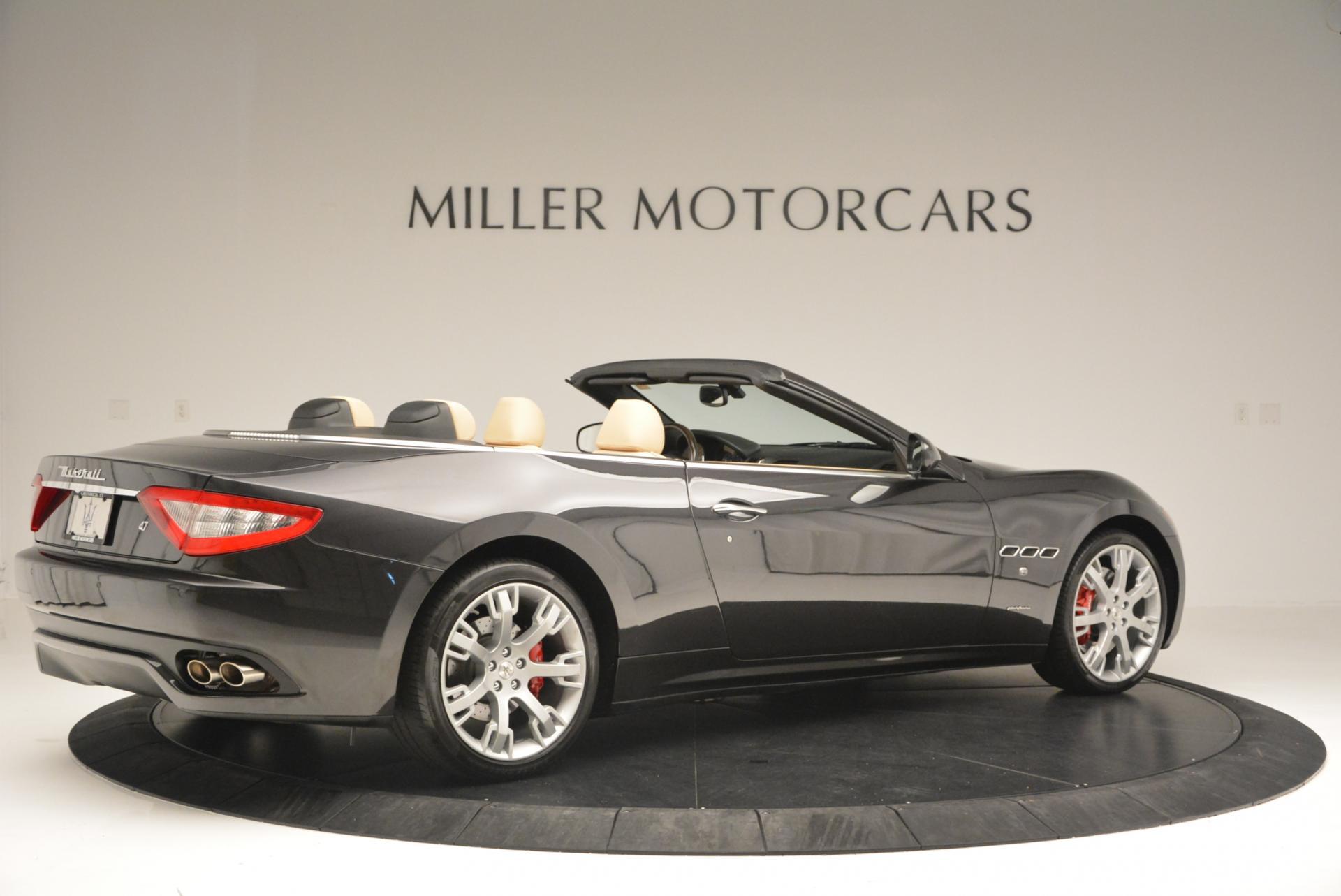 Used 2011 Maserati GranTurismo Base For Sale In Greenwich, CT 158_p8