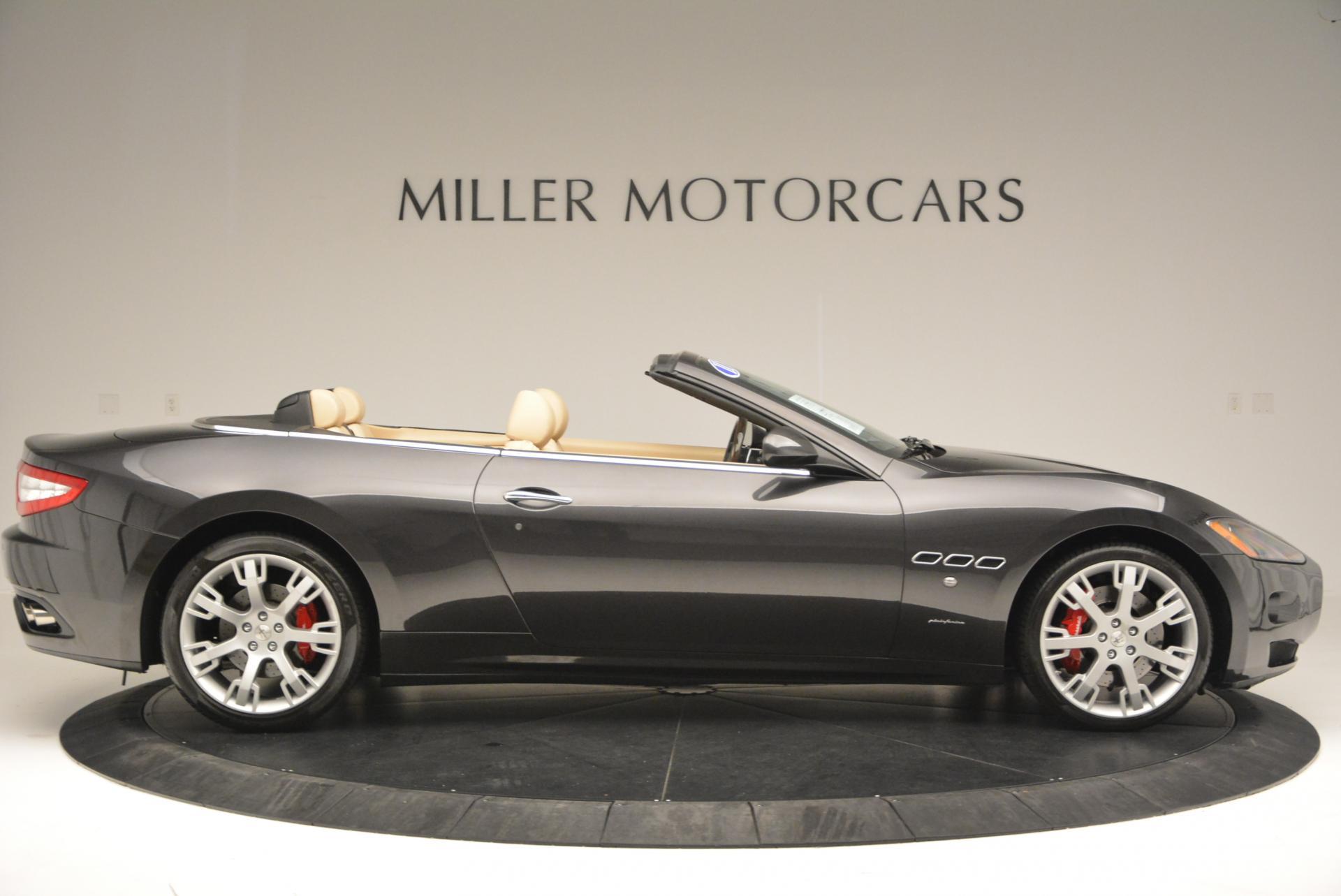 Used 2011 Maserati GranTurismo Base For Sale In Greenwich, CT 158_p9