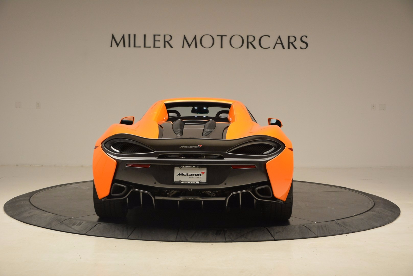 New 2018 McLaren 570S Spider  For Sale In Greenwich, CT 1580_p18
