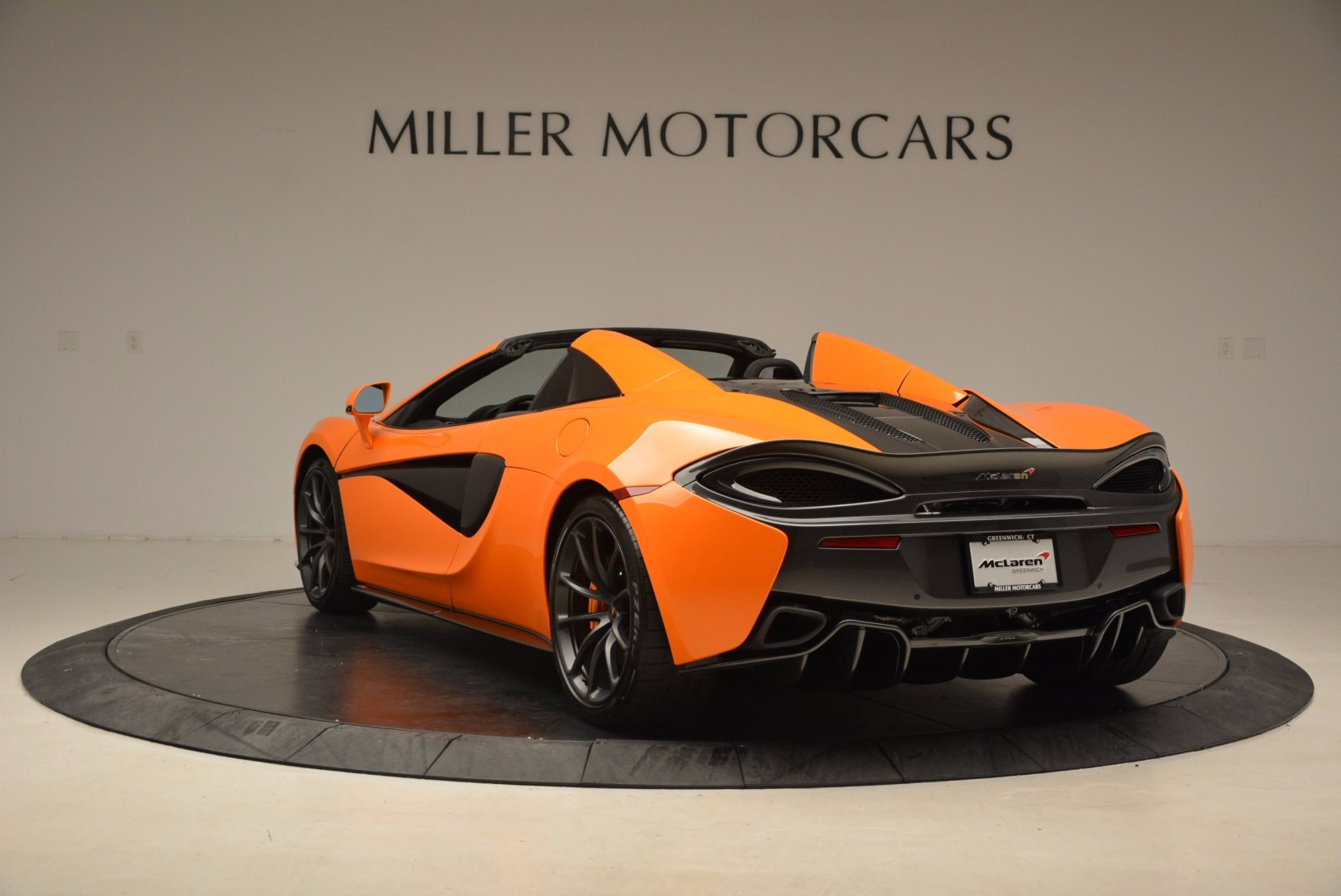 New 2018 McLaren 570S Spider  For Sale In Greenwich, CT 1580_p5