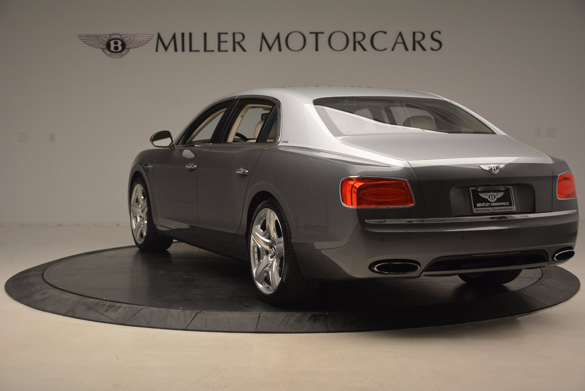 Used 2015 Bentley Flying Spur W12 For Sale In Greenwich, CT 1582_p5
