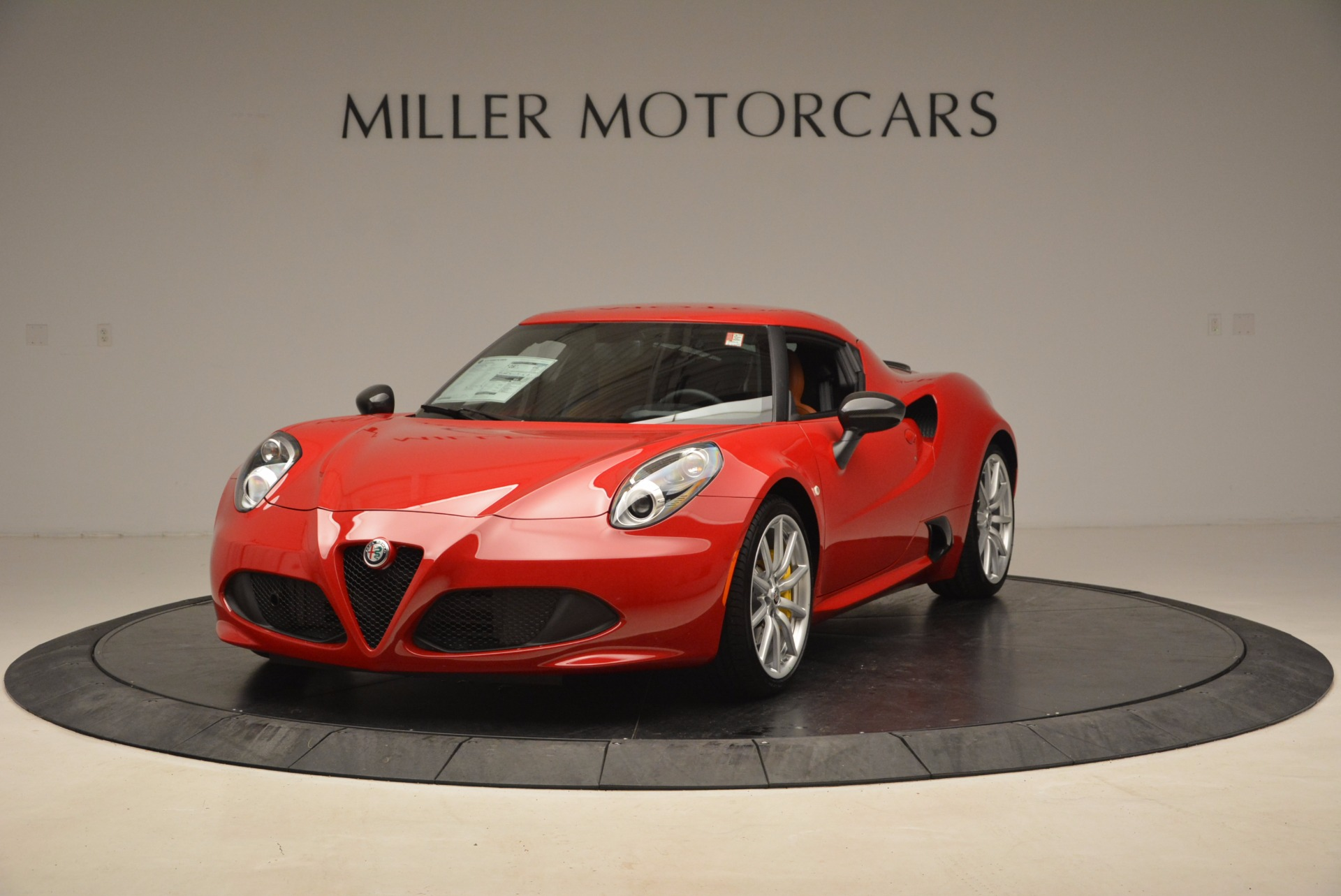 New 2018 Alfa Romeo 4C Coupe For Sale In Greenwich, CT 1583_main
