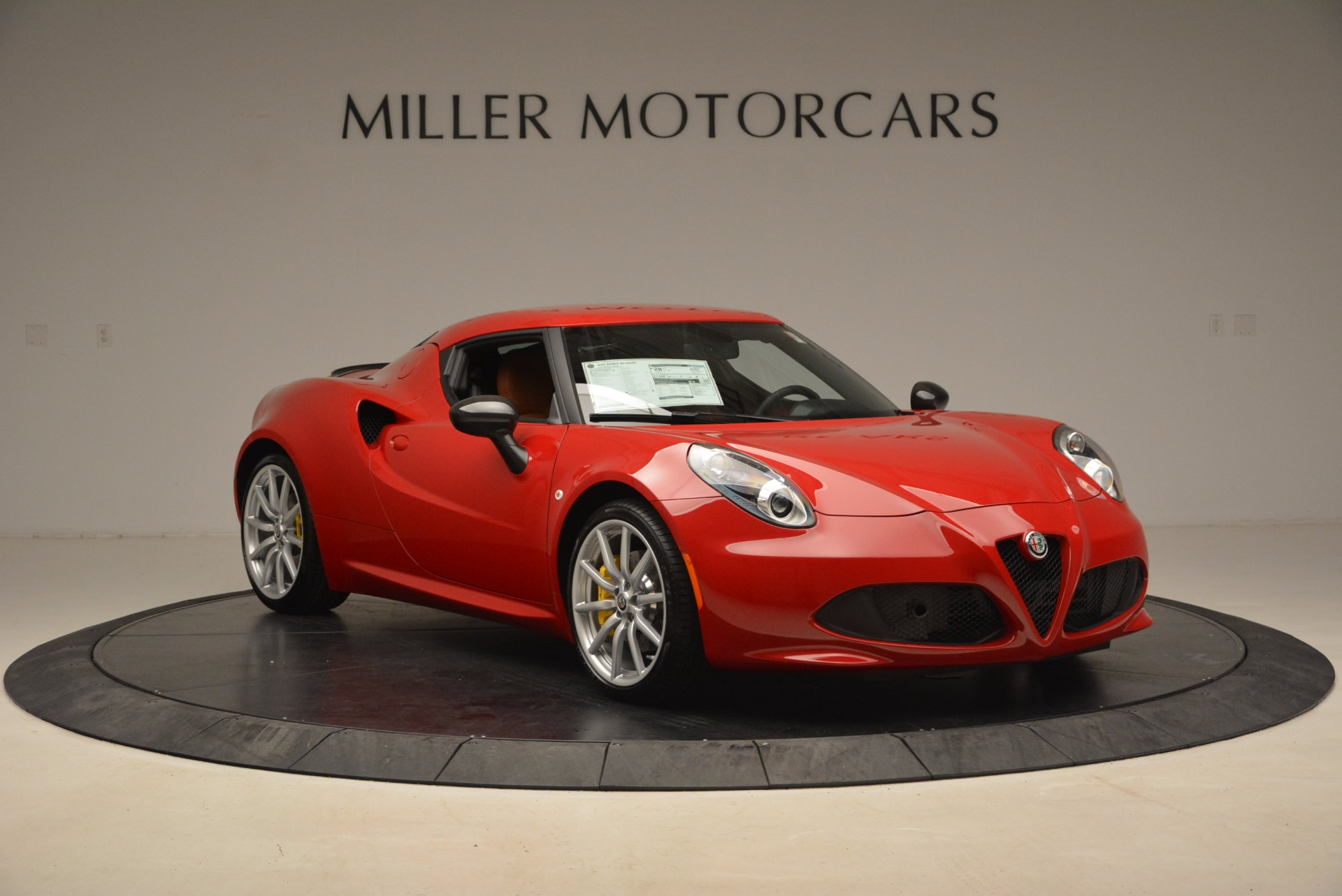 New 2018 Alfa Romeo 4C Coupe For Sale In Greenwich, CT 1583_p11
