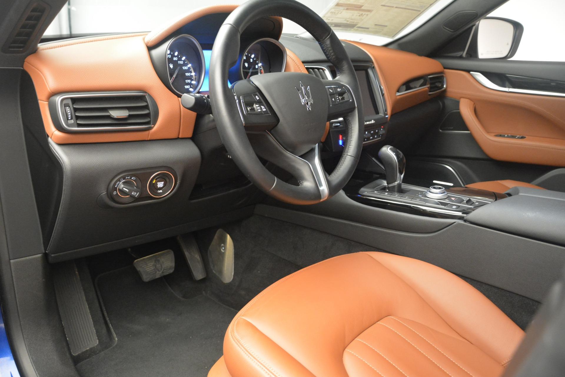 Used 2018 Maserati Levante Q4 For Sale In Greenwich, CT 1586_p17
