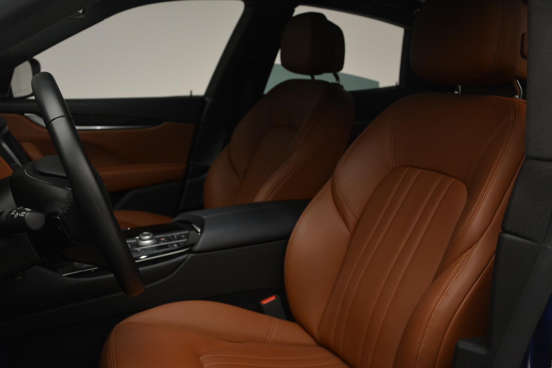 Used 2018 Maserati Levante Q4 For Sale In Greenwich, CT 1586_p22