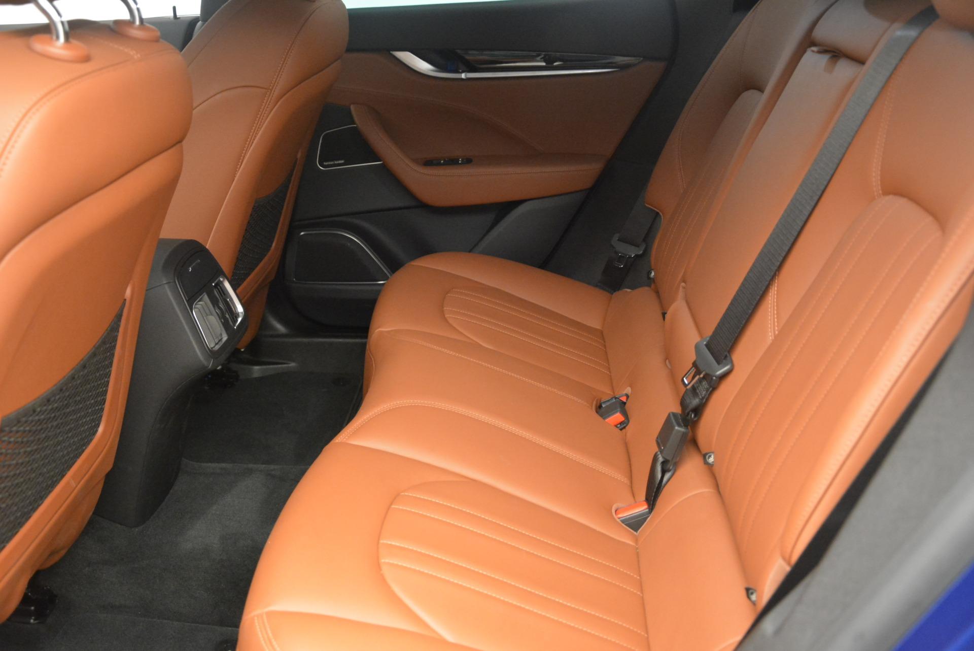 Used 2018 Maserati Levante Q4 For Sale In Greenwich, CT 1586_p23