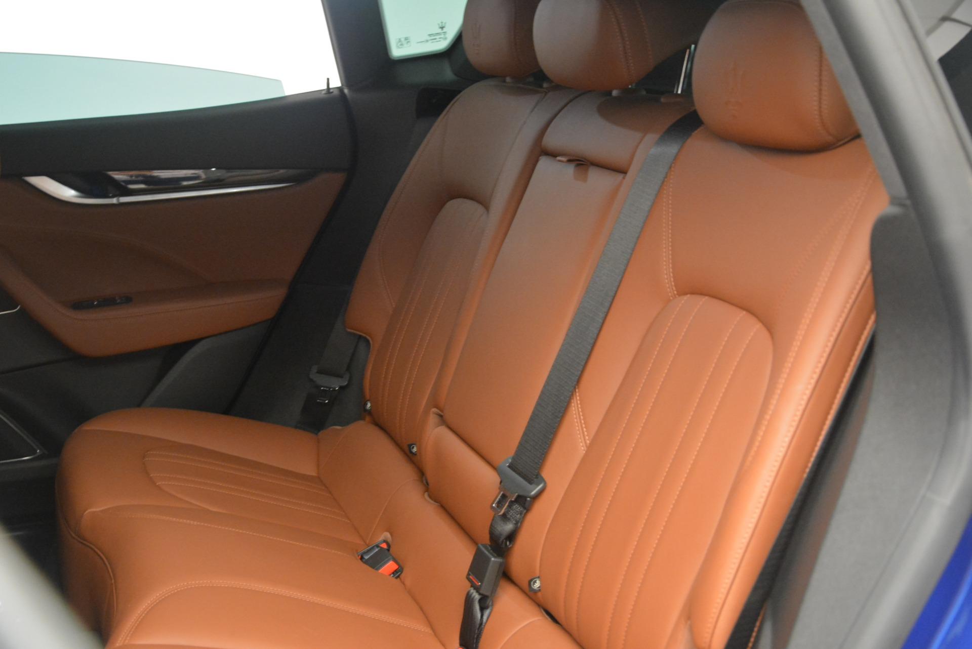 Used 2018 Maserati Levante Q4 For Sale In Greenwich, CT 1586_p24