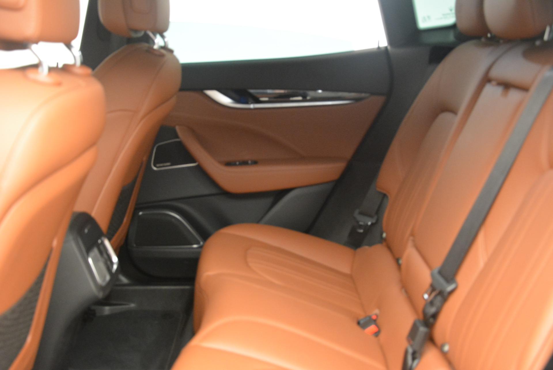 Used 2018 Maserati Levante Q4 For Sale In Greenwich, CT 1586_p25
