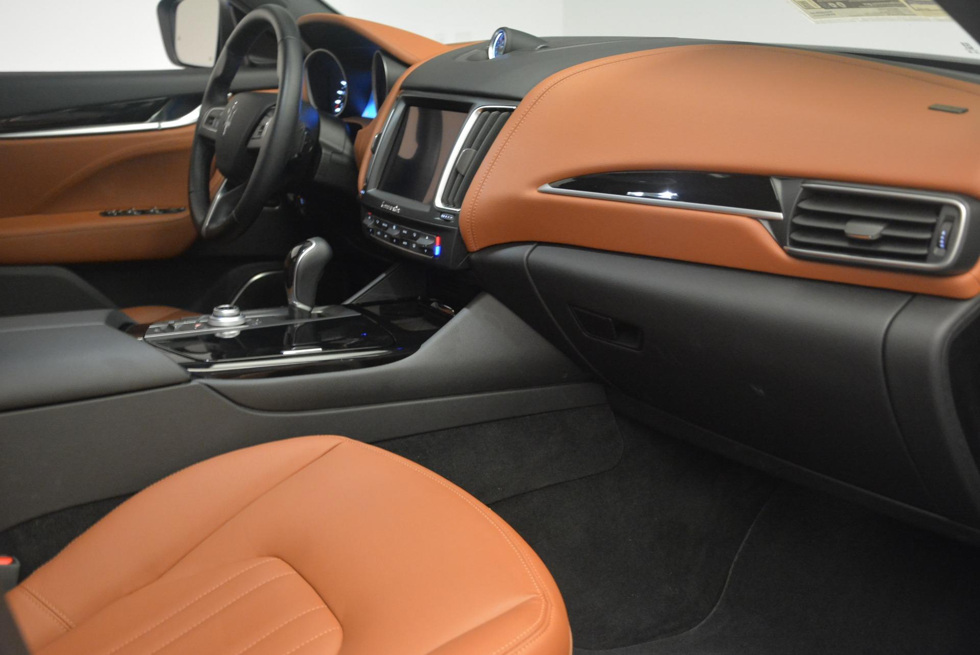 Used 2018 Maserati Levante Q4 For Sale In Greenwich, CT 1586_p27