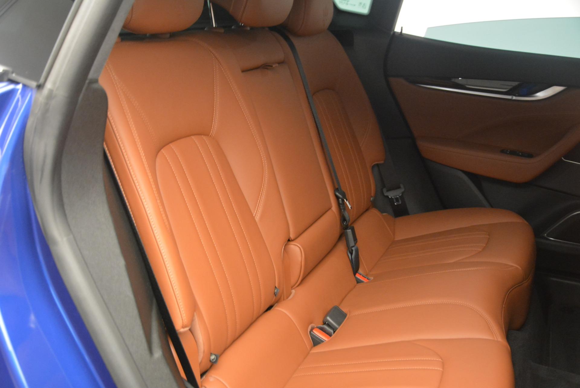 Used 2018 Maserati Levante Q4 For Sale In Greenwich, CT 1586_p30