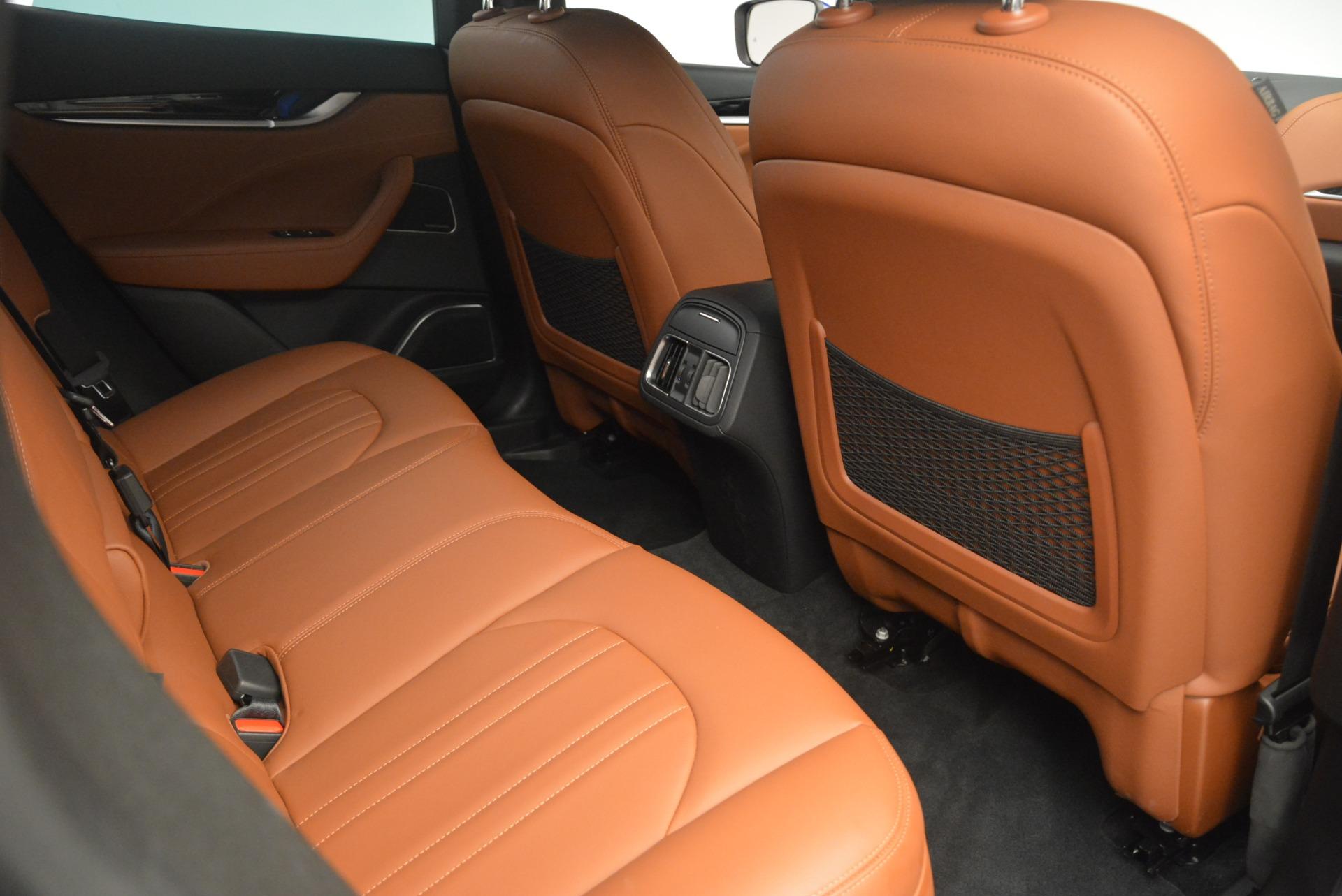 Used 2018 Maserati Levante Q4 For Sale In Greenwich, CT 1586_p31