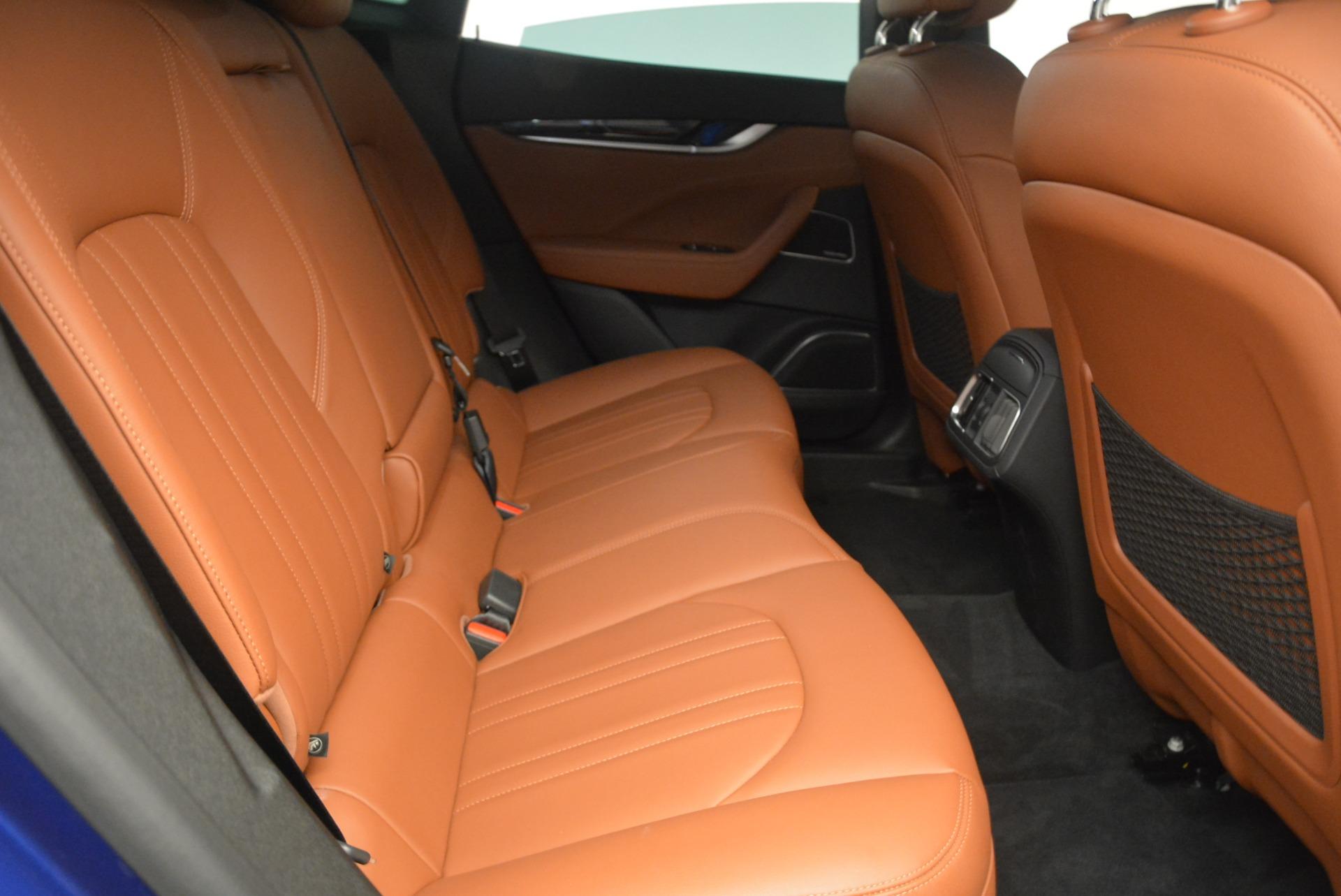 Used 2018 Maserati Levante Q4 For Sale In Greenwich, CT 1586_p32