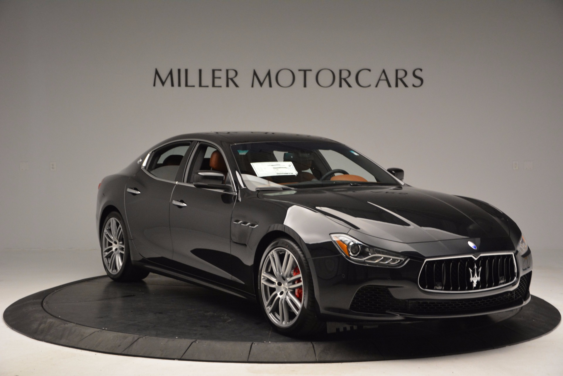 Used 2014 Maserati Ghibli S Q4 For Sale In Greenwich, CT 1587_p11