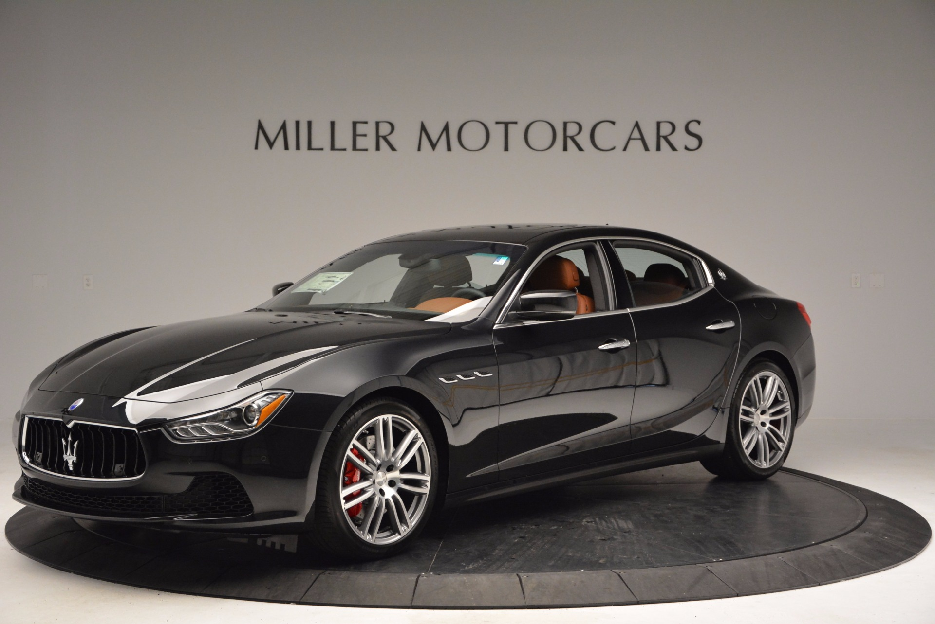 Used 2014 Maserati Ghibli S Q4 For Sale In Greenwich, CT 1587_p2
