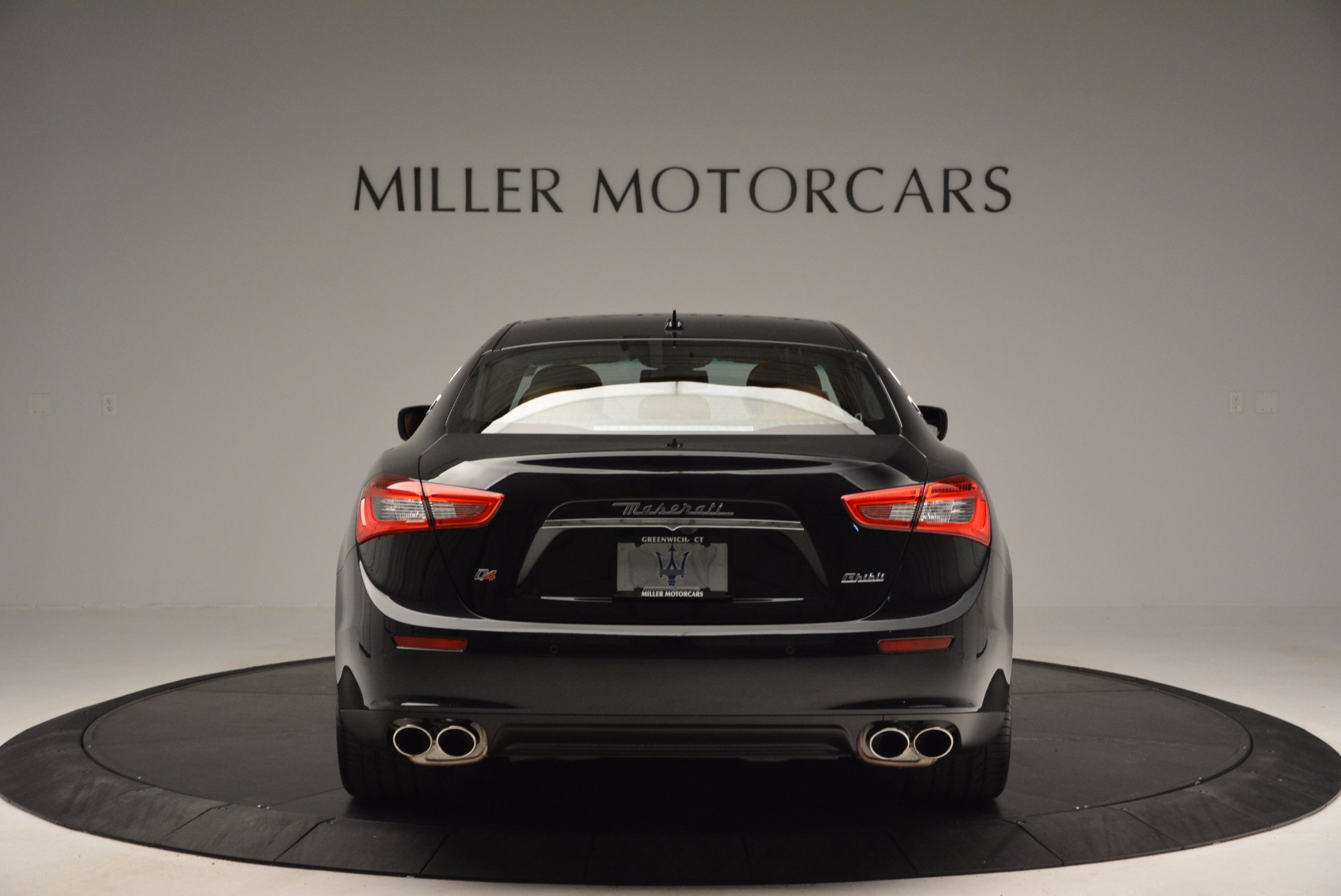Used 2014 Maserati Ghibli S Q4 For Sale In Greenwich, CT 1587_p6