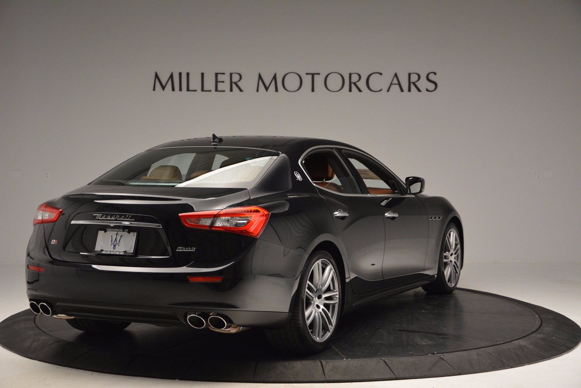 Used 2014 Maserati Ghibli S Q4 For Sale In Greenwich, CT 1587_p7