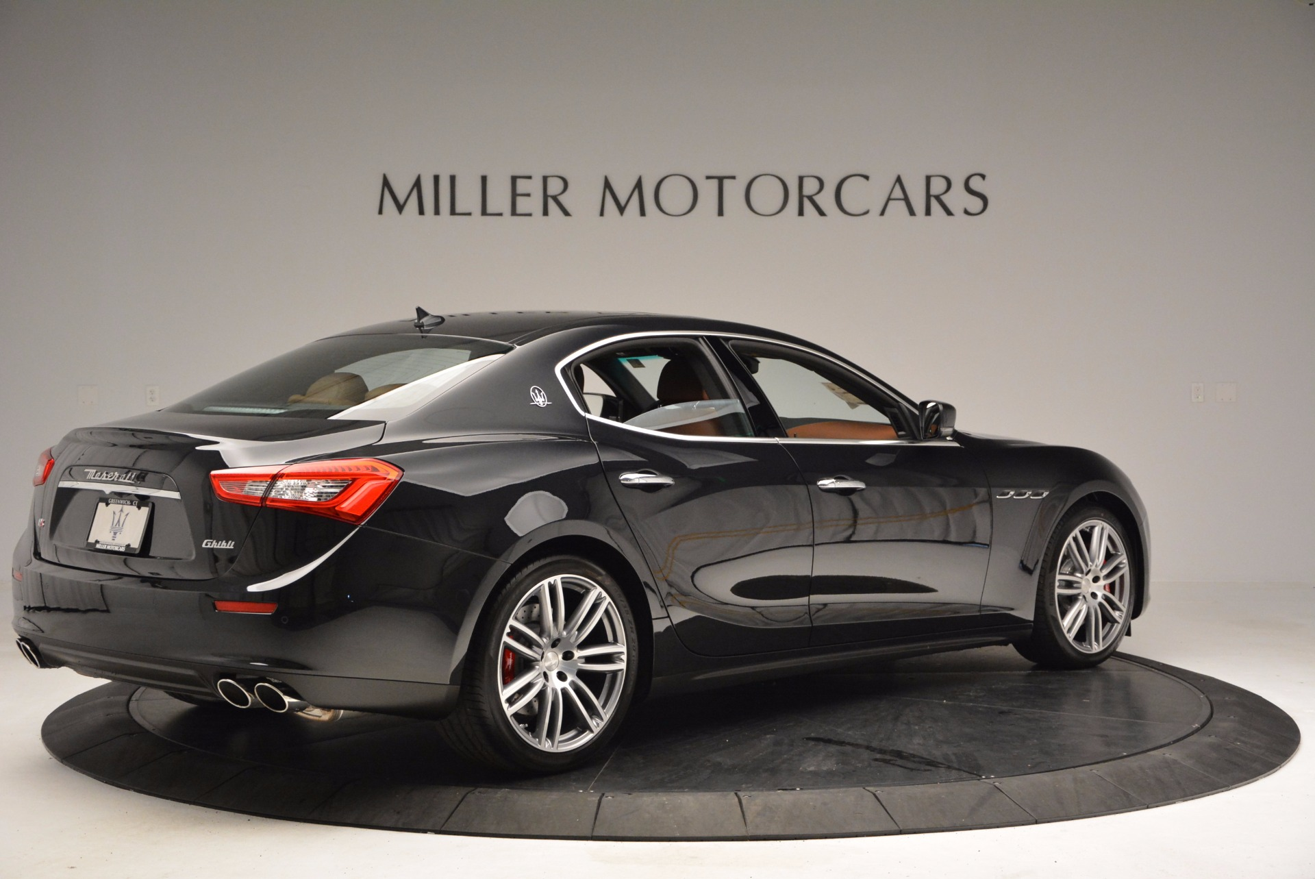 Used 2014 Maserati Ghibli S Q4 For Sale In Greenwich, CT 1587_p8