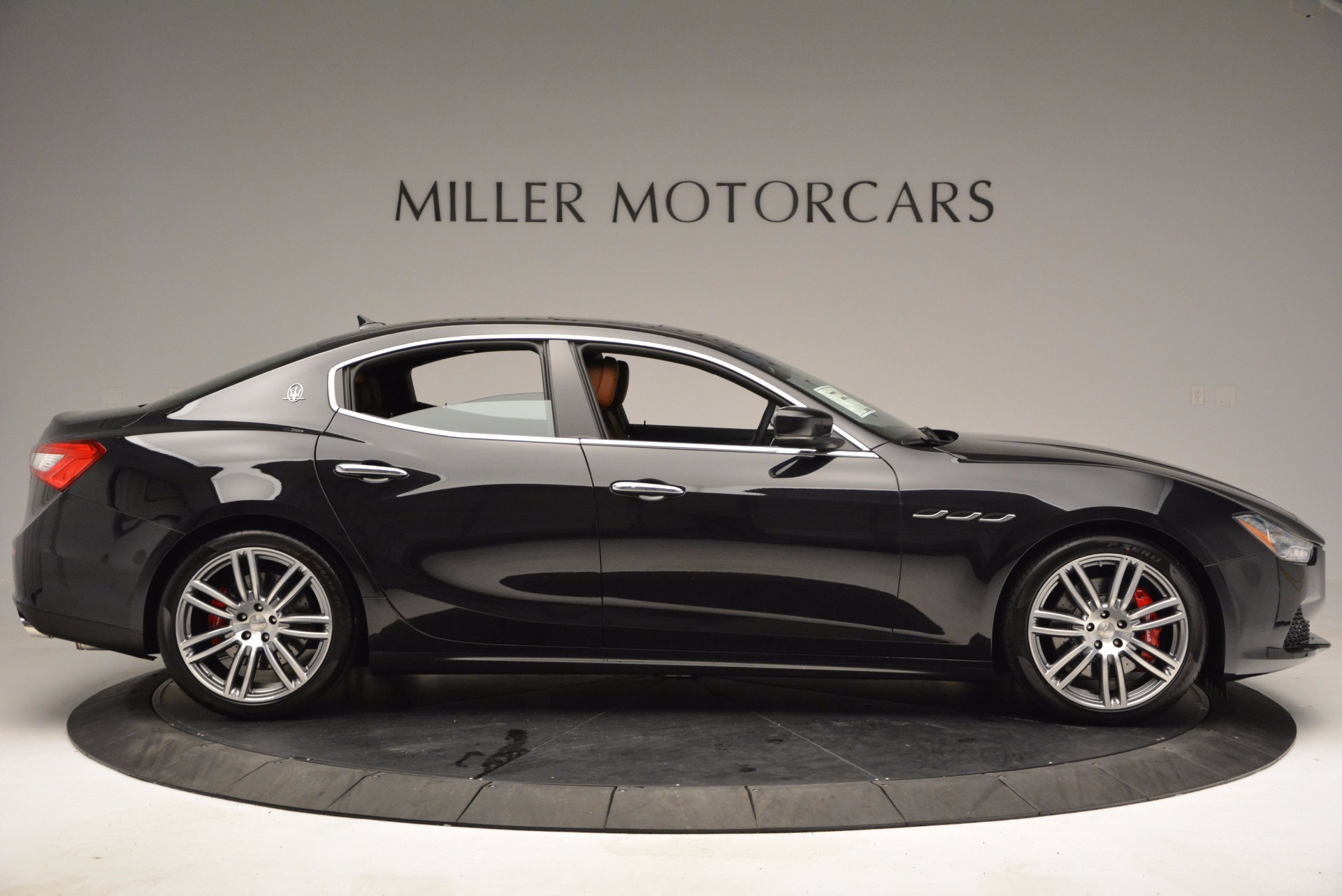 Used 2014 Maserati Ghibli S Q4 For Sale In Greenwich, CT 1587_p9