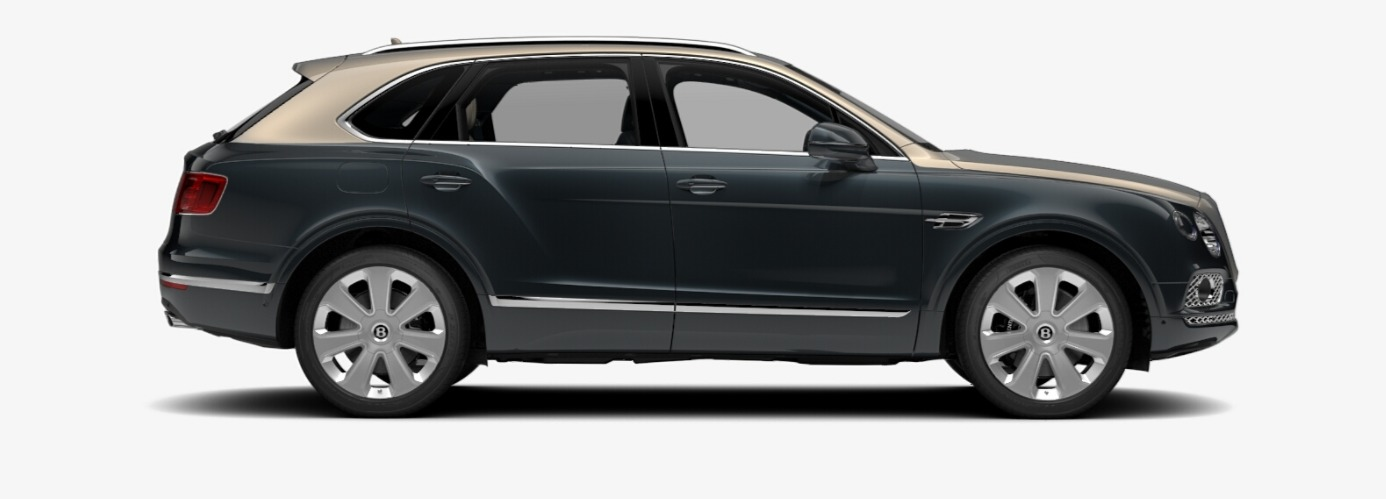 New 2018 Bentley Bentayga Mulliner For Sale In Greenwich, CT 1588_p2