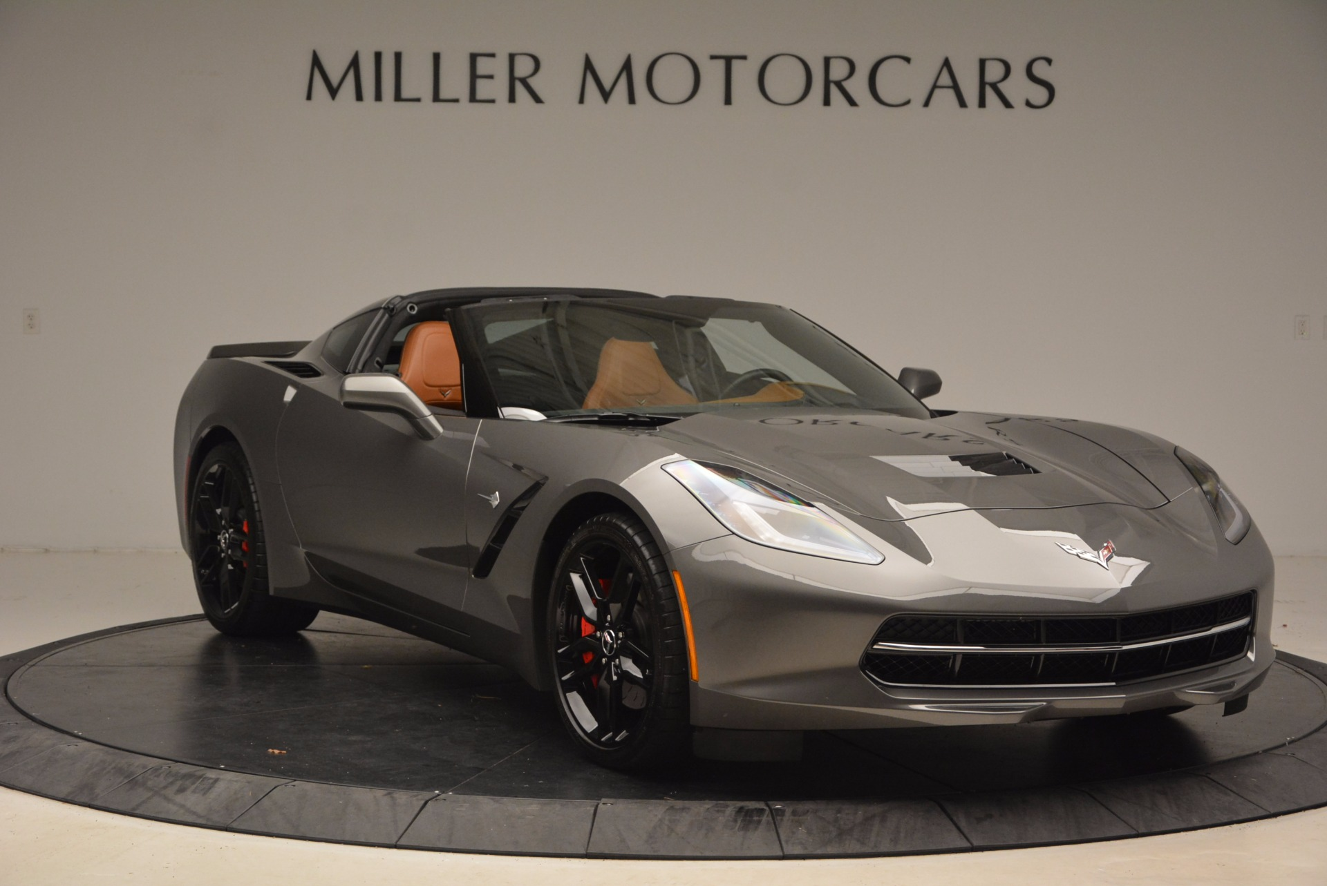 Used 2015 Chevrolet Corvette Stingray Z51 For Sale In Greenwich, CT 1589_p11