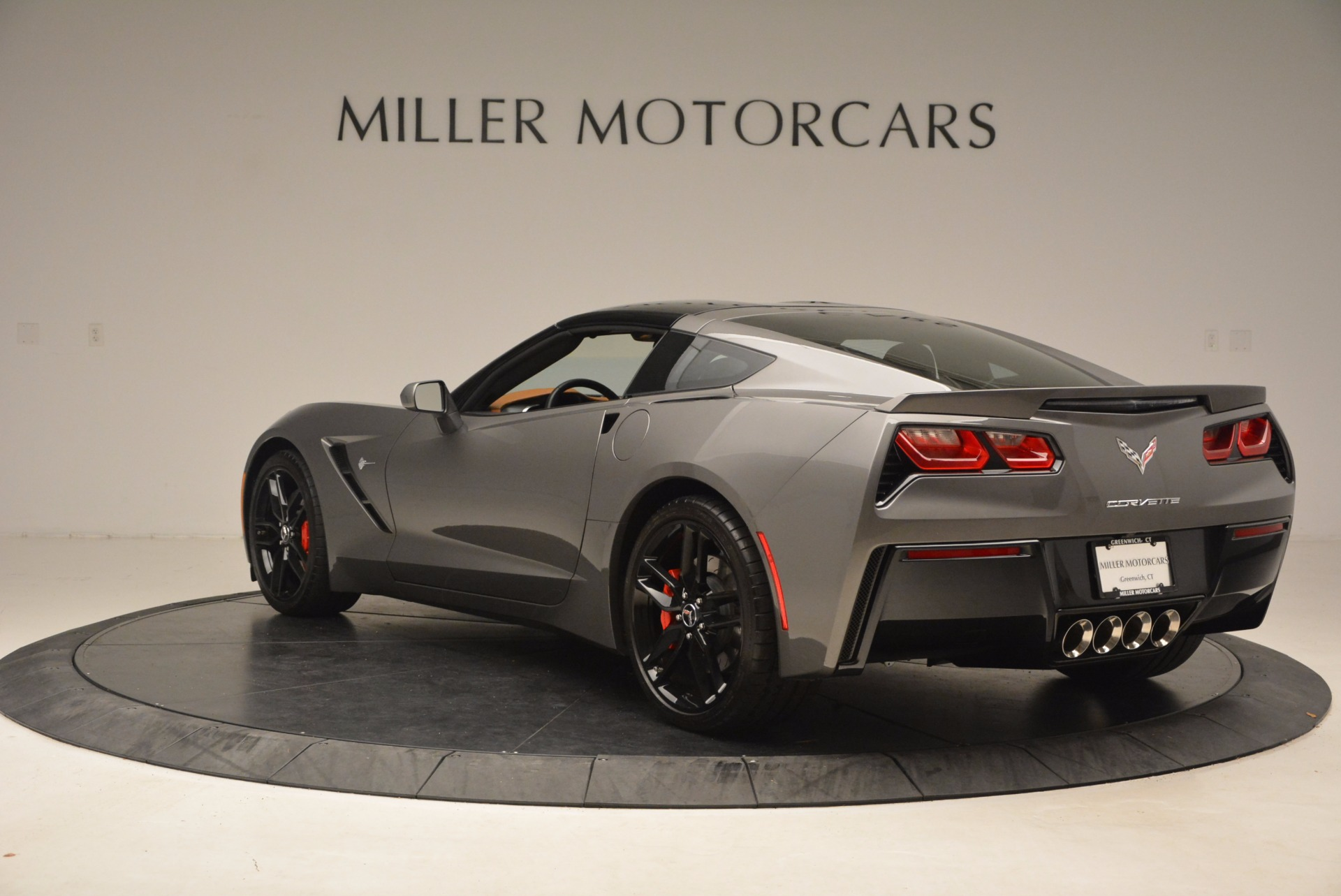 Used 2015 Chevrolet Corvette Stingray Z51 For Sale In Greenwich, CT 1589_p17