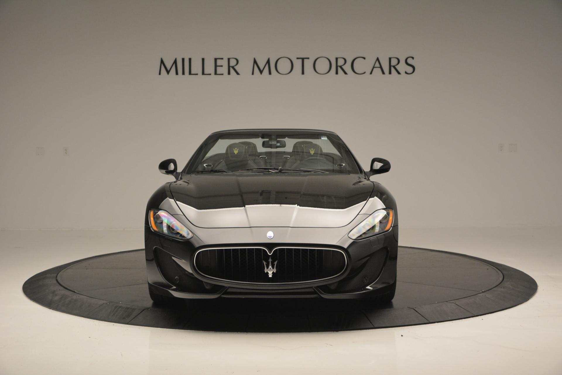 New 2017 Maserati GranTurismo Convertible Sport For Sale In Greenwich, CT 159_p18