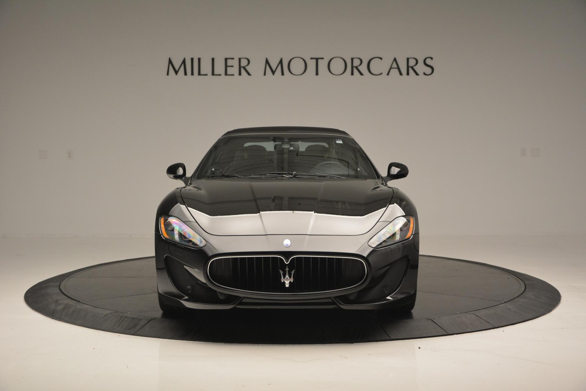 New 2017 Maserati GranTurismo Convertible Sport For Sale In Greenwich, CT 159_p19