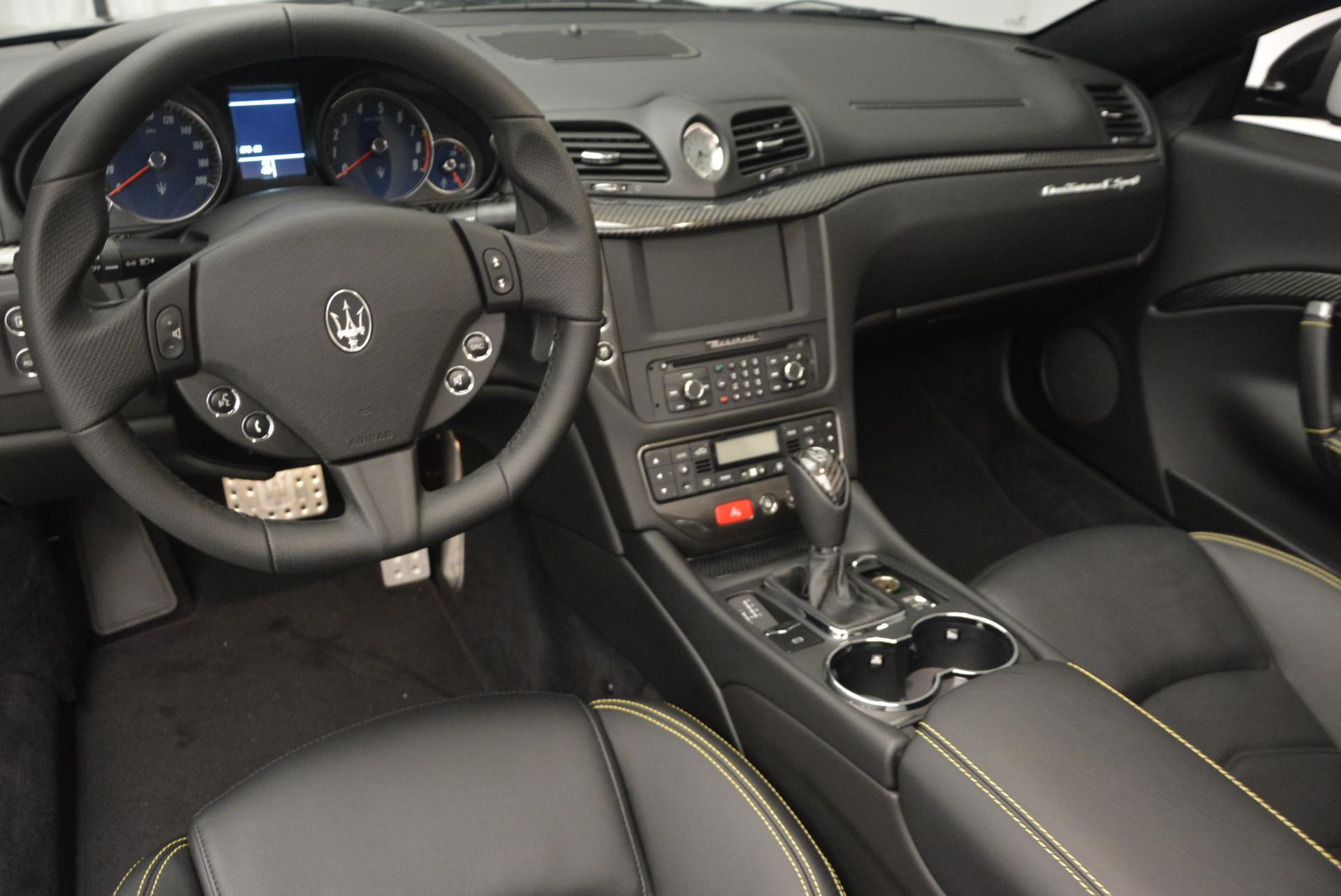 New 2017 Maserati GranTurismo Convertible Sport For Sale In Greenwich, CT 159_p21