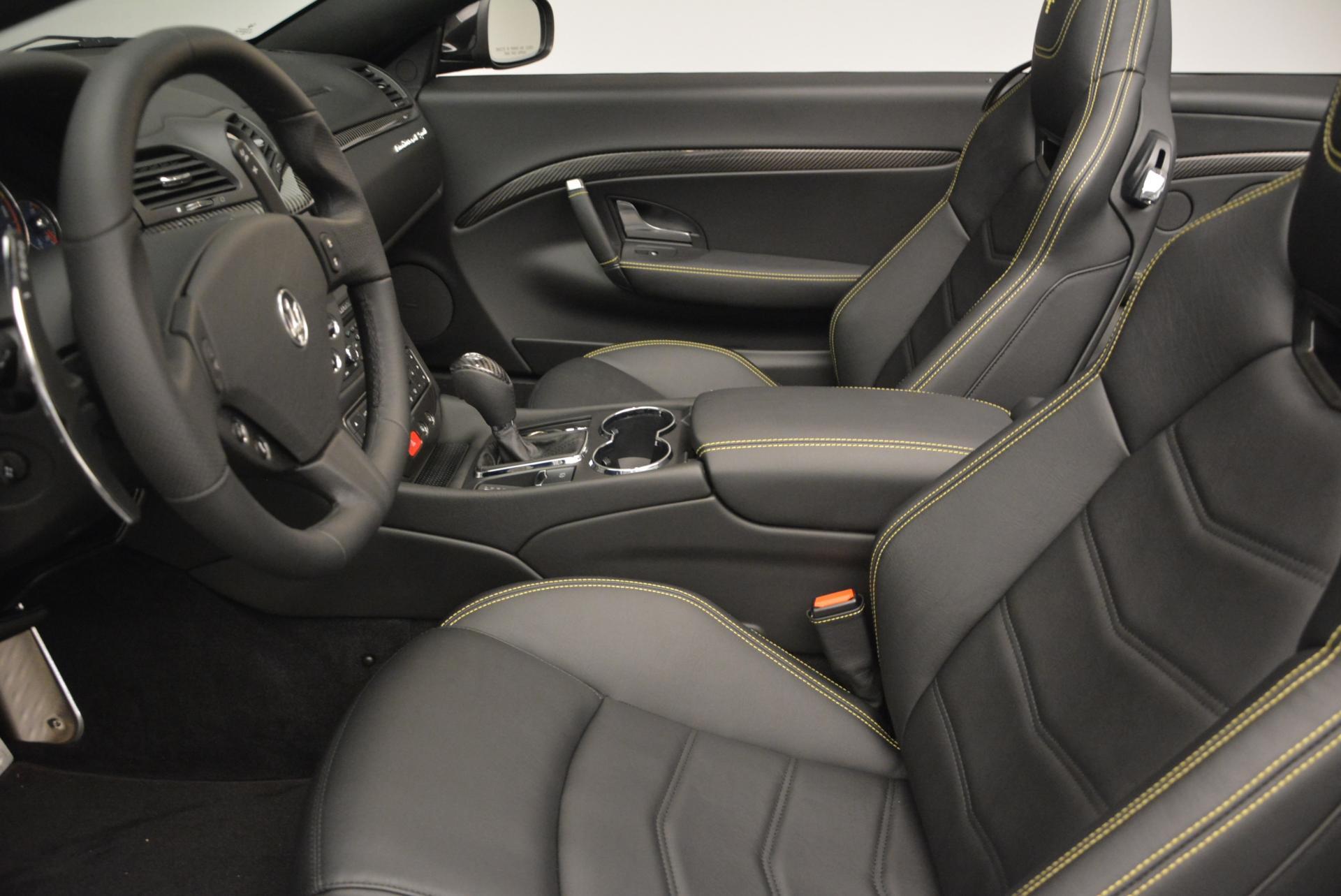 New 2017 Maserati GranTurismo Convertible Sport For Sale In Greenwich, CT 159_p22