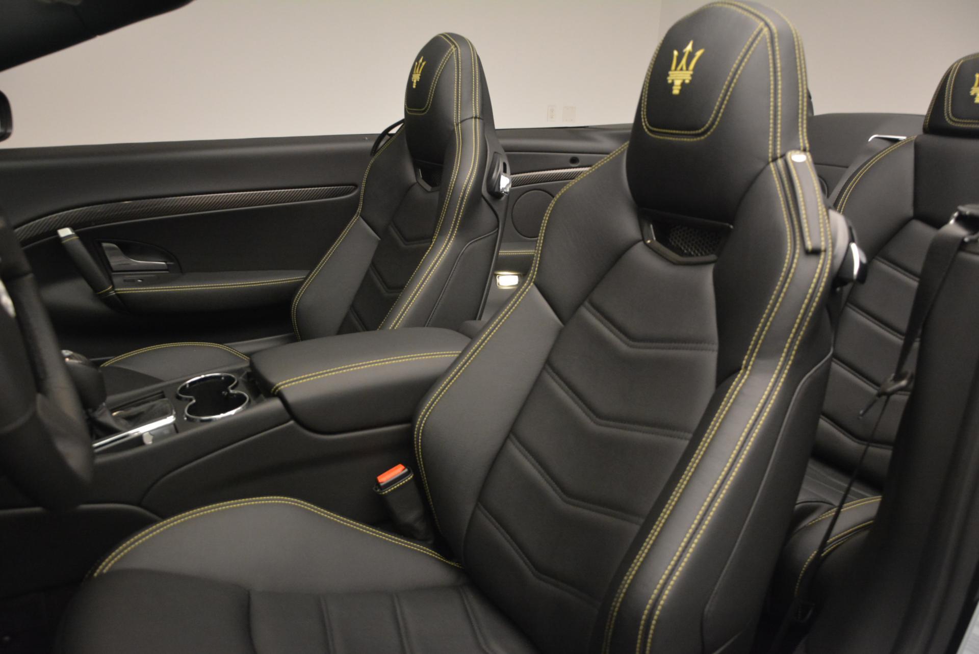New 2017 Maserati GranTurismo Convertible Sport For Sale In Greenwich, CT 159_p23