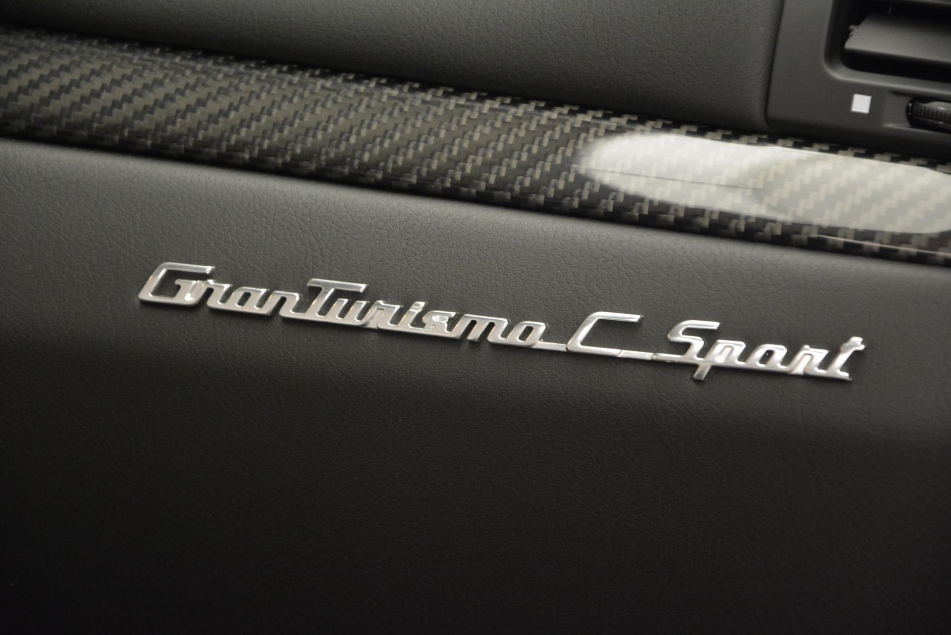 New 2017 Maserati GranTurismo Convertible Sport For Sale In Greenwich, CT 159_p28