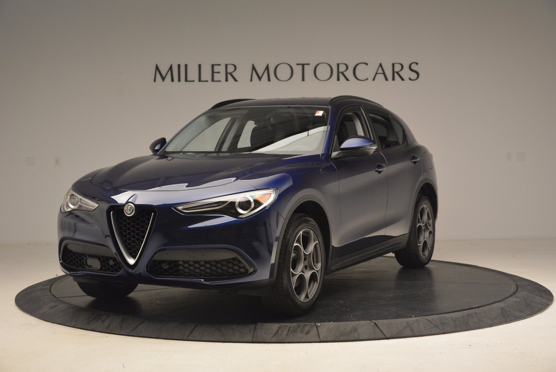 New 2018 Alfa Romeo Stelvio Q4 For Sale In Greenwich, CT 1590_main