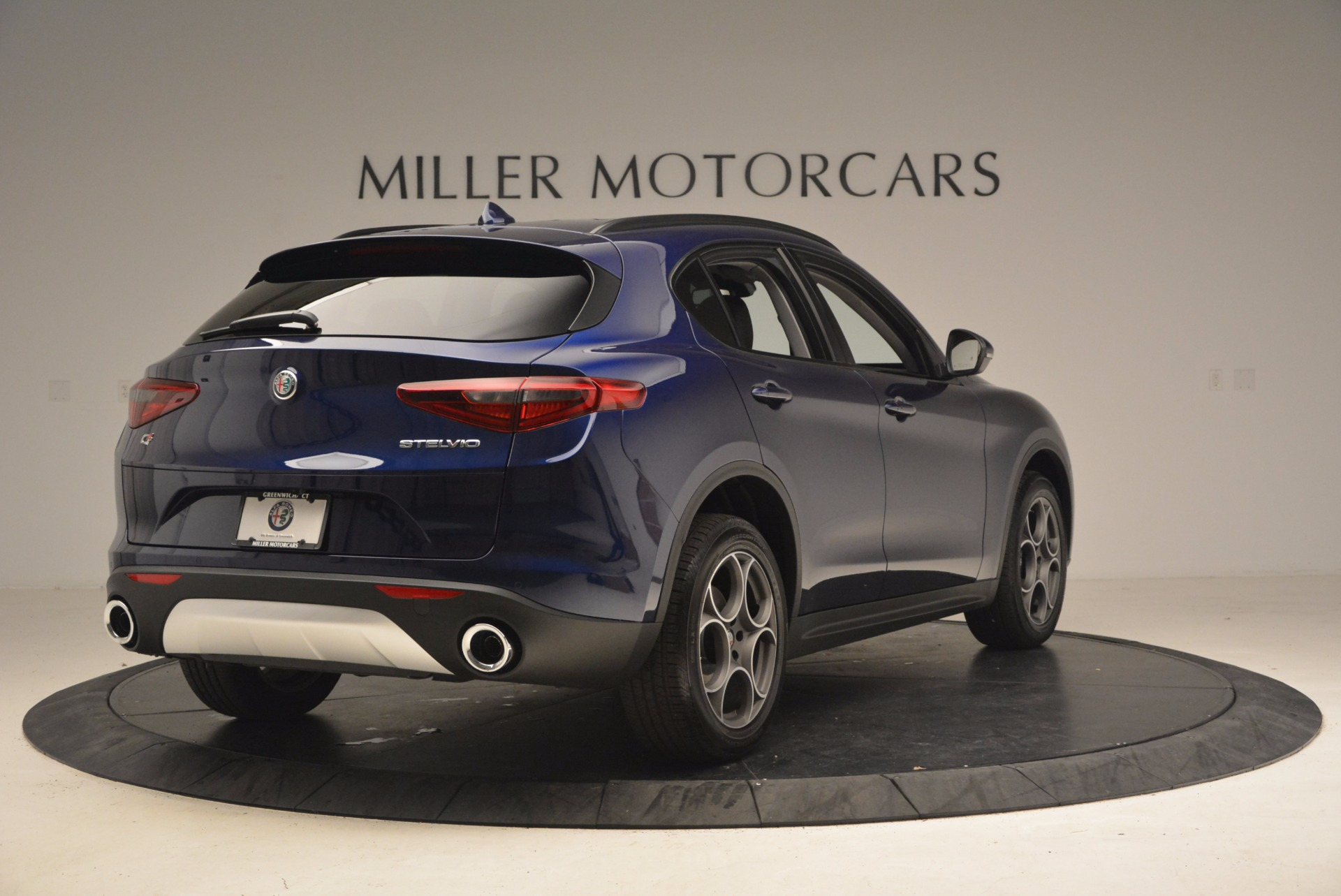 New 2018 Alfa Romeo Stelvio Q4 For Sale In Greenwich, CT 1590_p7
